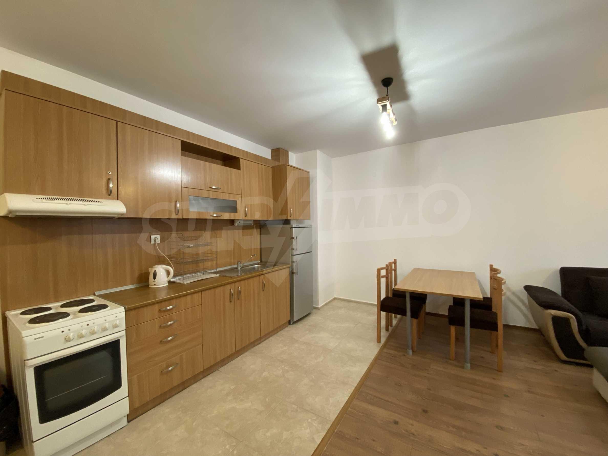 Apartment mit zwei Schlafzimmern zum Verkauf in der Nähe des Skigebiets in Bansko 3