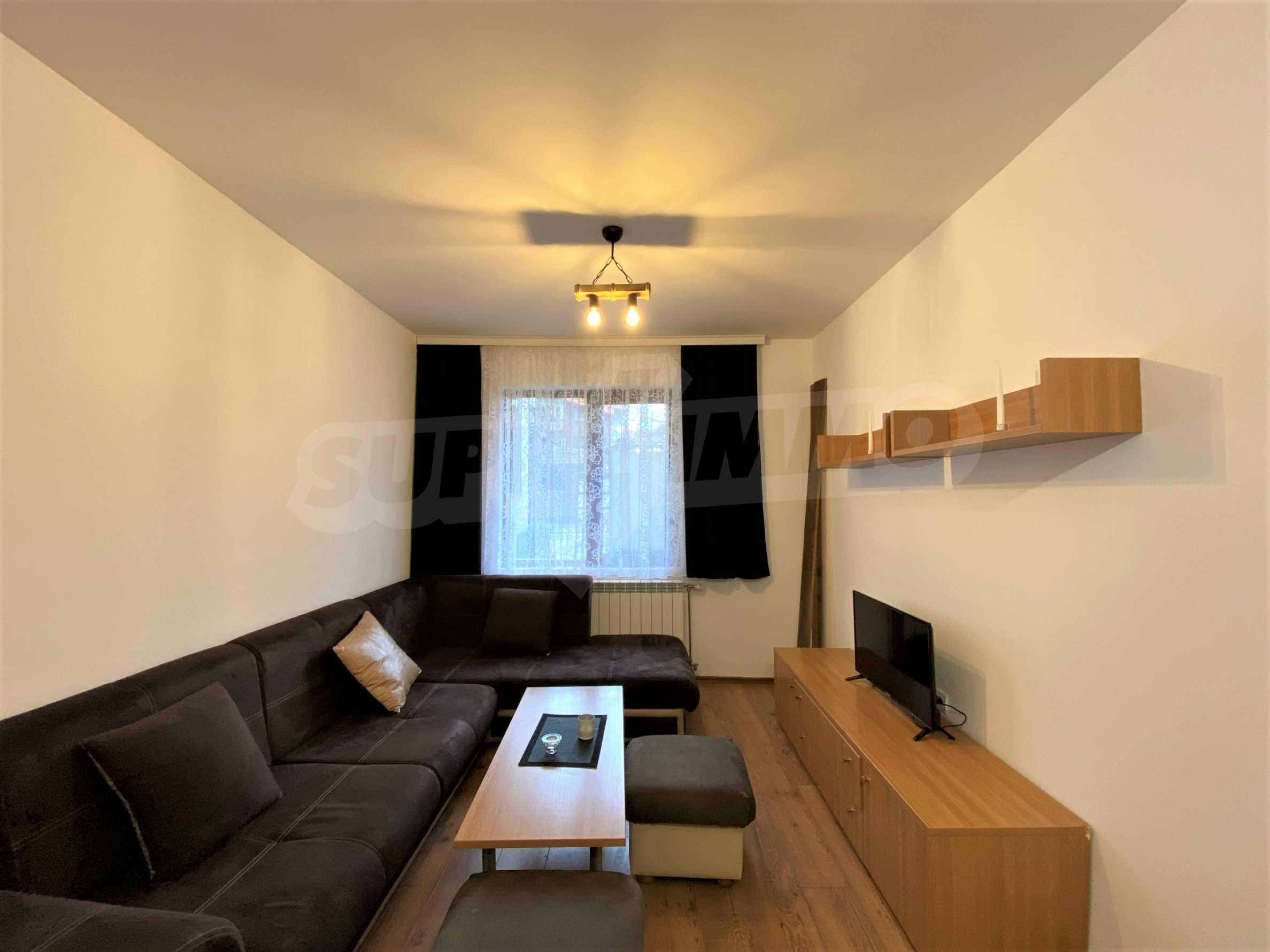 Apartment mit zwei Schlafzimmern zum Verkauf in der Nähe des Skigebiets in Bansko 4