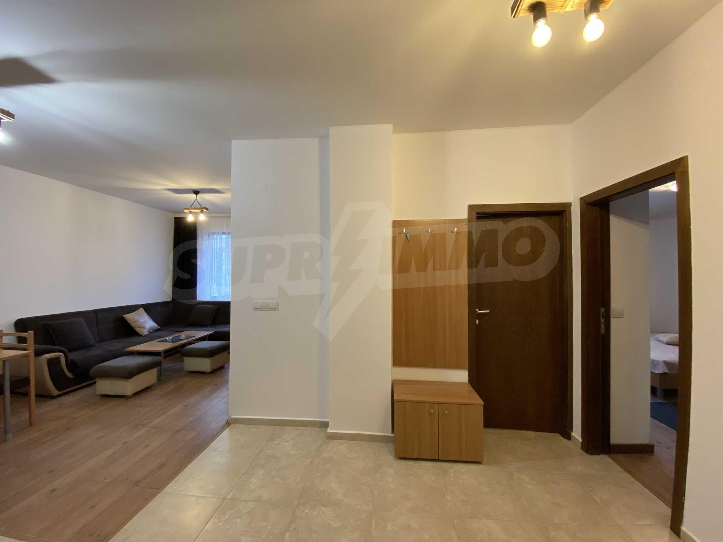 Apartment mit zwei Schlafzimmern zum Verkauf in der Nähe des Skigebiets in Bansko 8