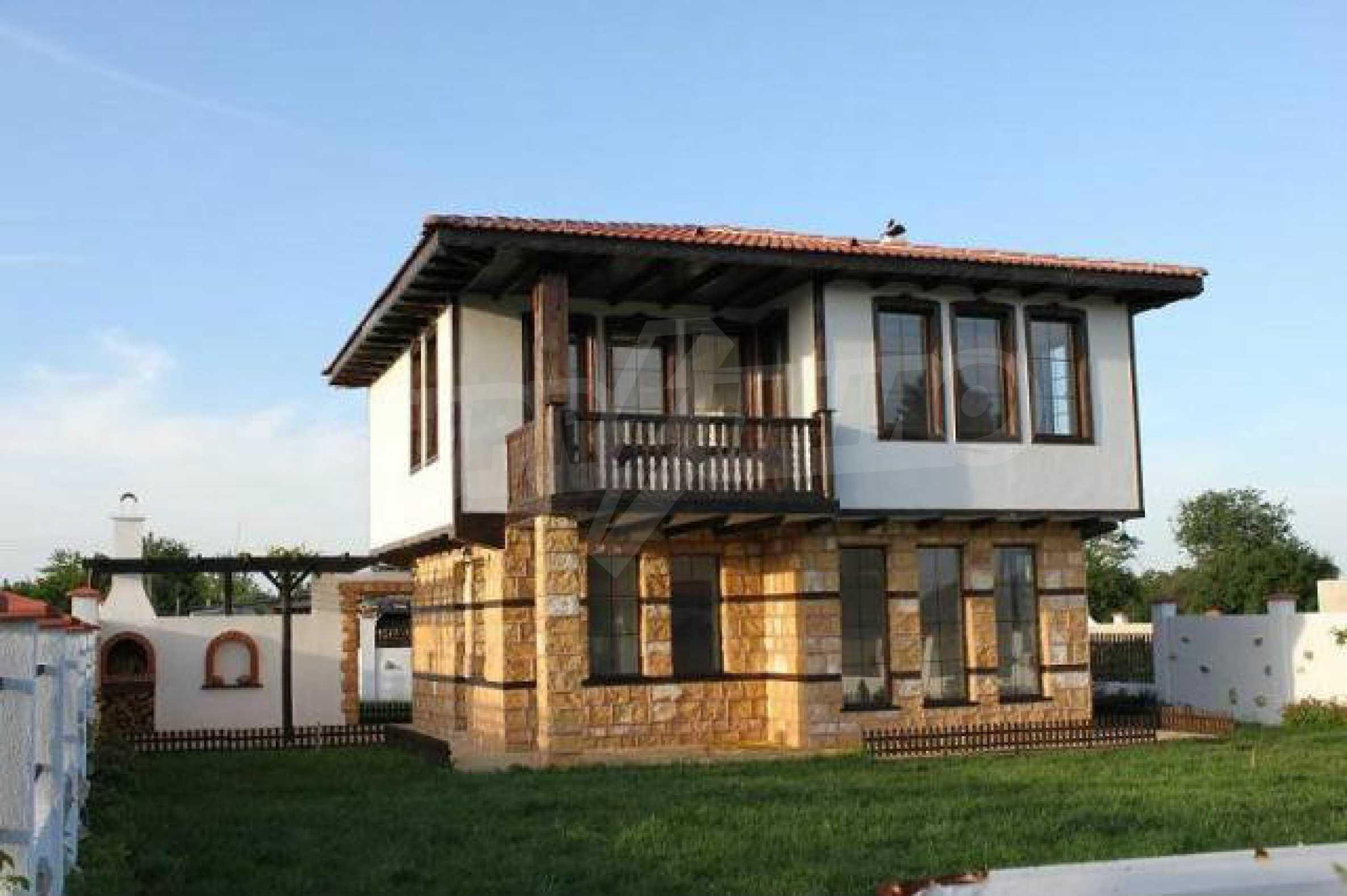 Neues zweistöckiges Haus 8 km von Baltschik entfernt 9
