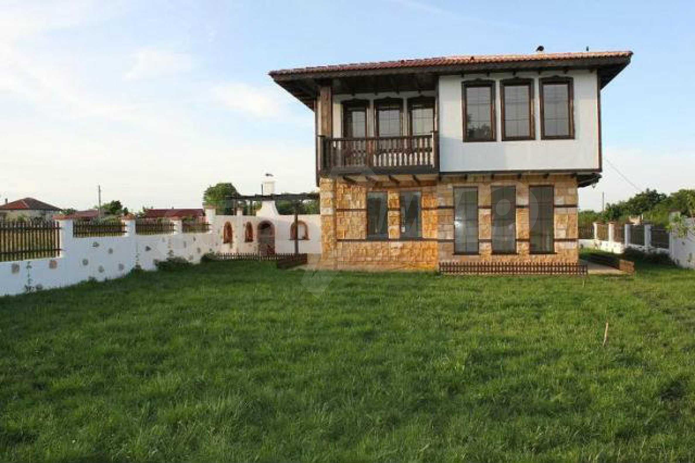 Neues zweistöckiges Haus 8 km von Baltschik entfernt 10