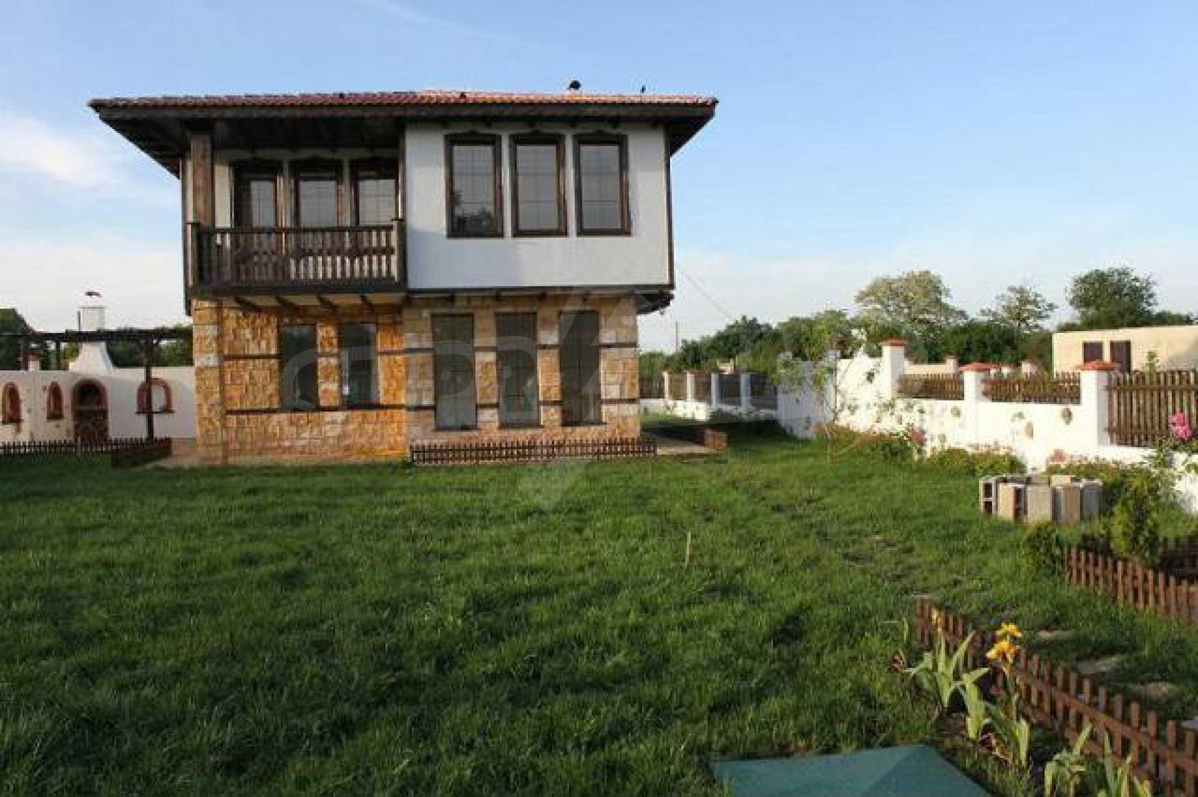 Neues zweistöckiges Haus 8 km von Baltschik entfernt 11