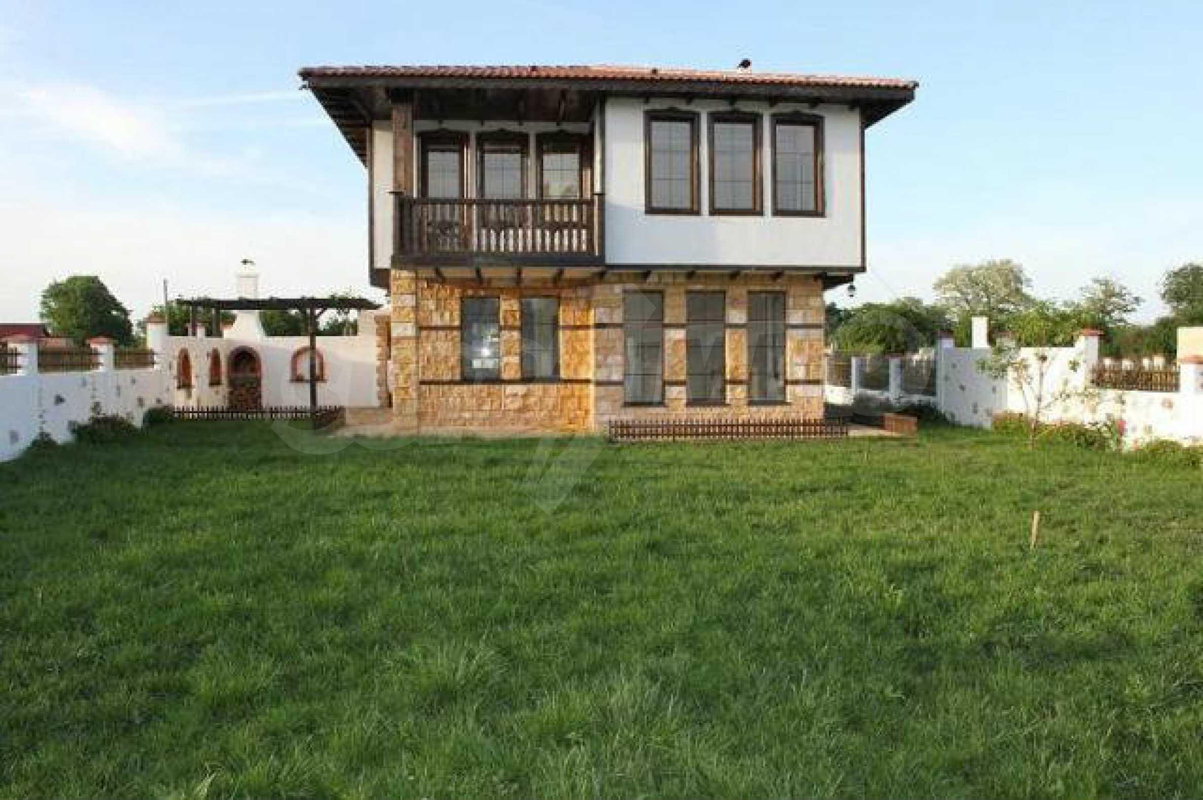Neues zweistöckiges Haus 8 km von Baltschik entfernt 13
