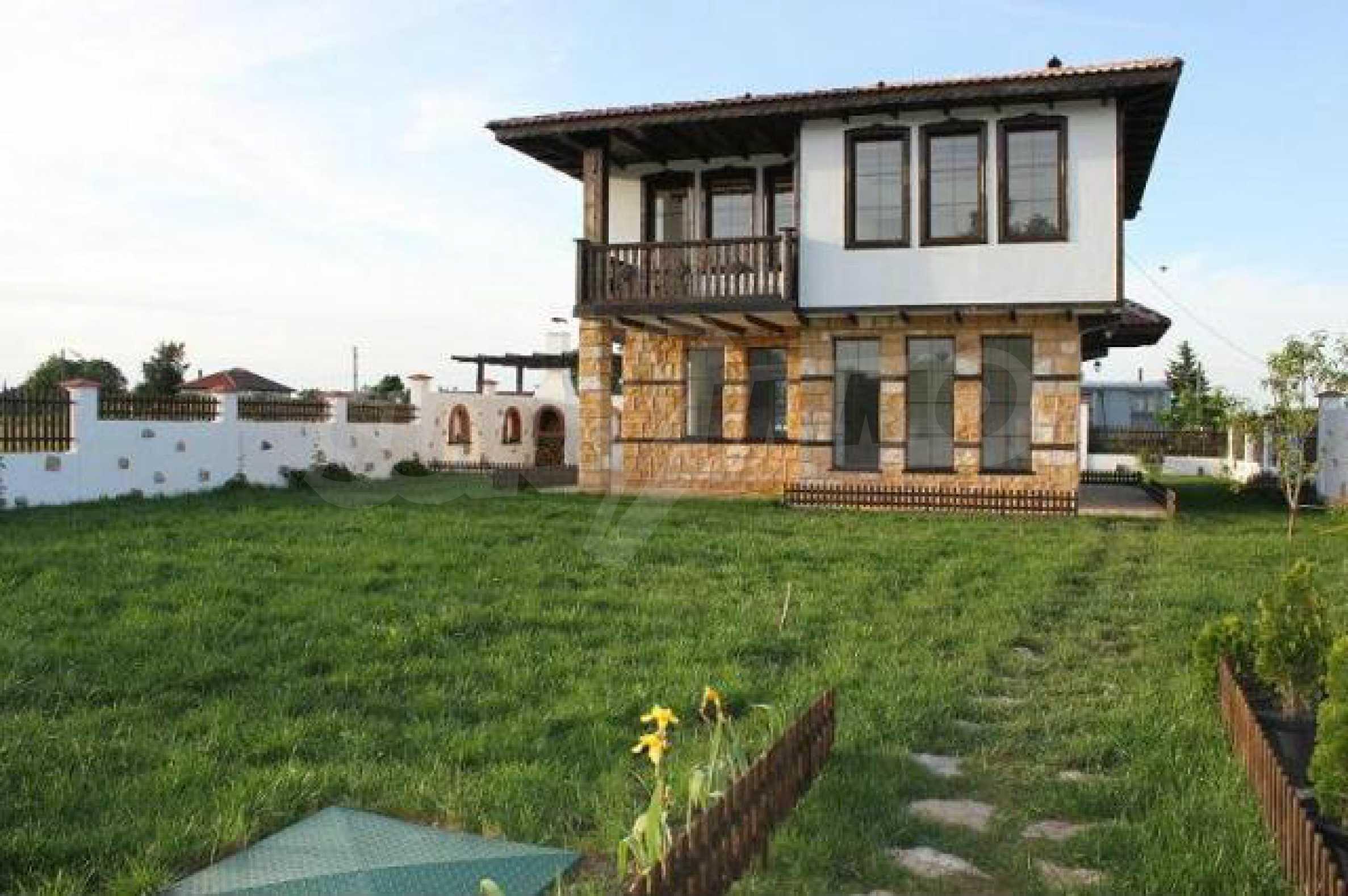 Neues zweistöckiges Haus 8 km von Baltschik entfernt 14