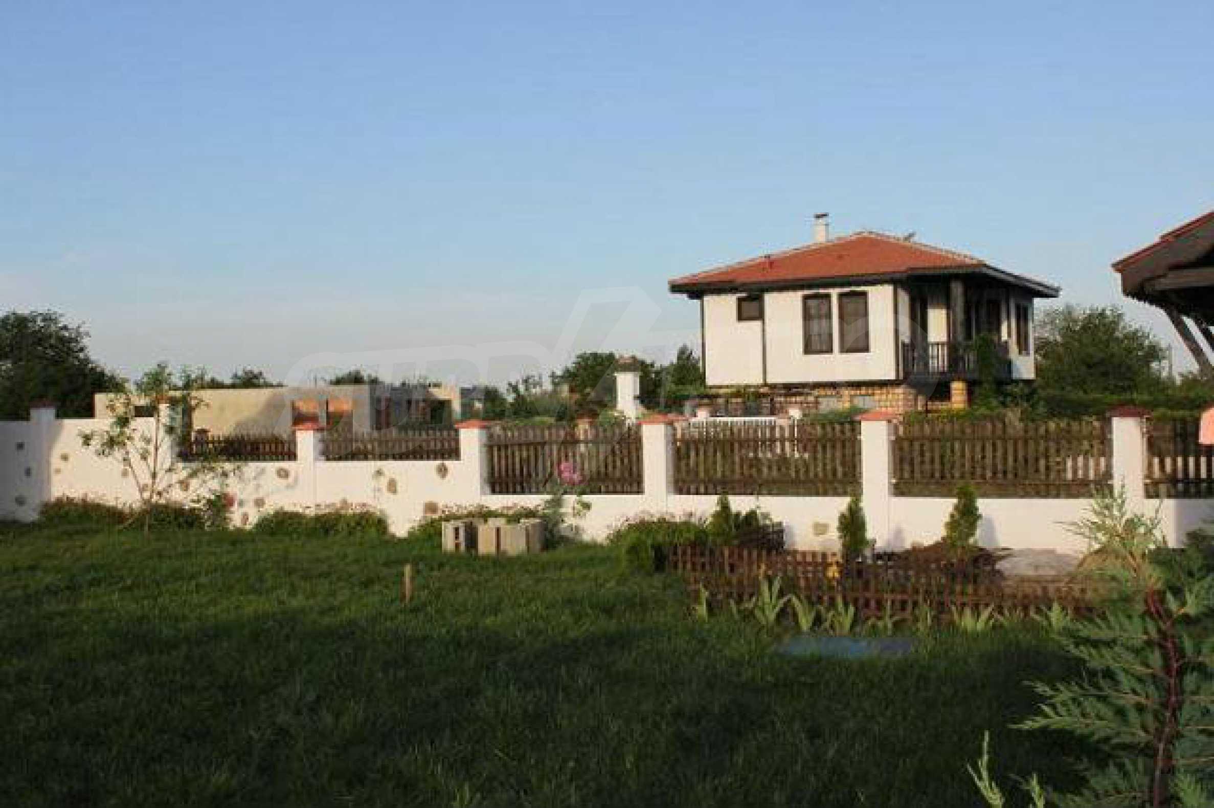 Neues zweistöckiges Haus 8 km von Baltschik entfernt 15