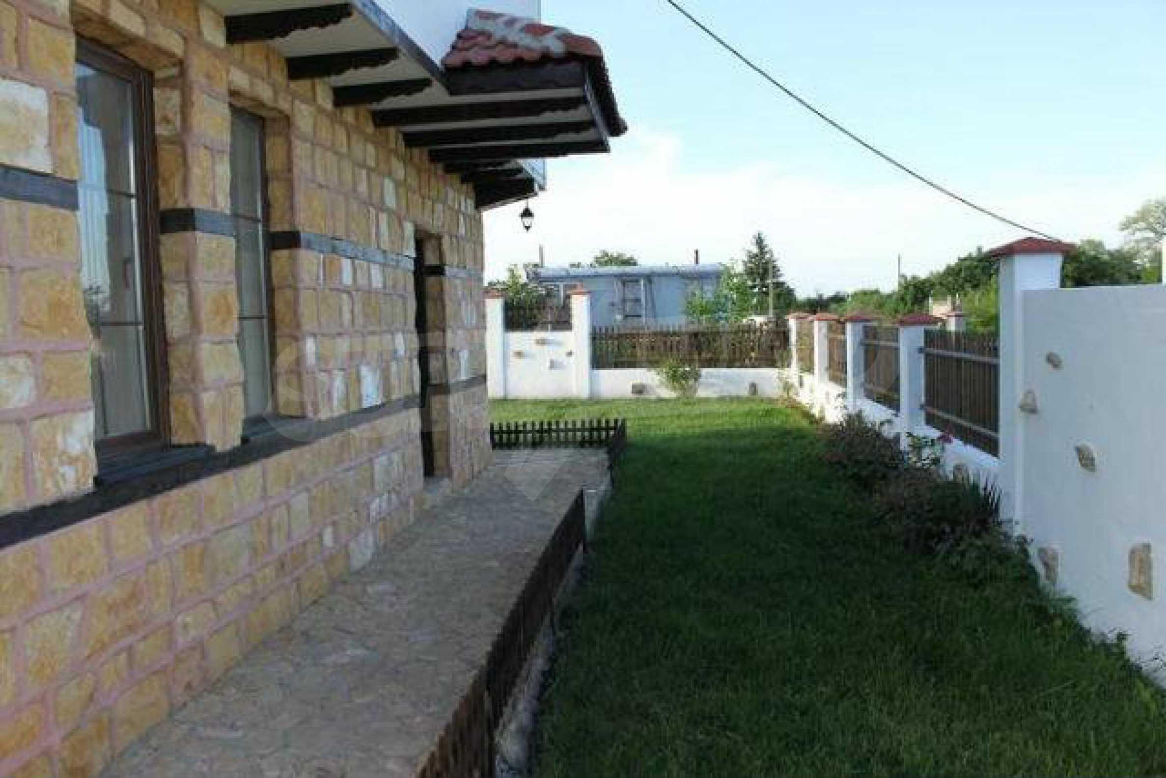 Neues zweistöckiges Haus 8 km von Baltschik entfernt 19
