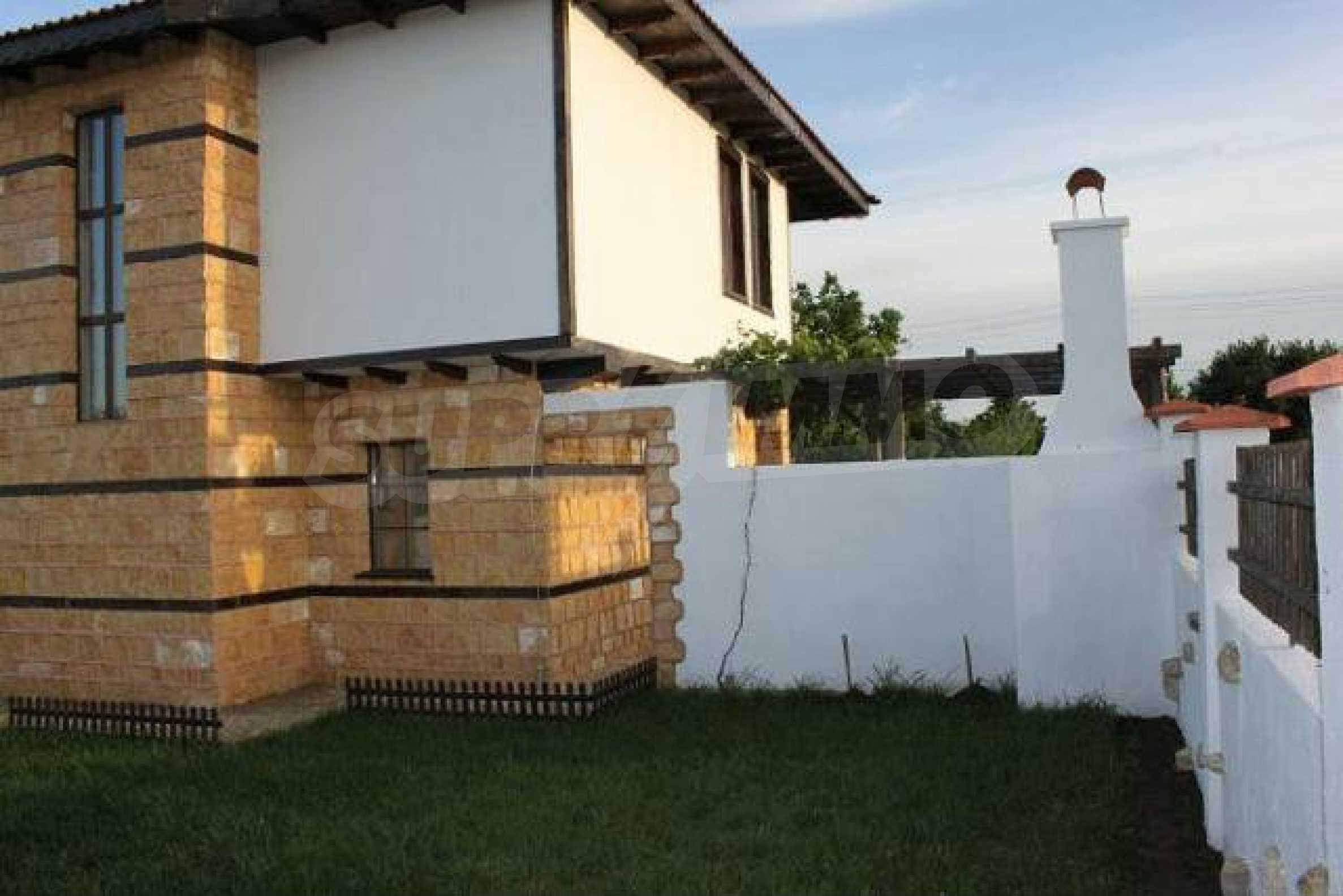 Neues zweistöckiges Haus 8 km von Baltschik entfernt 22