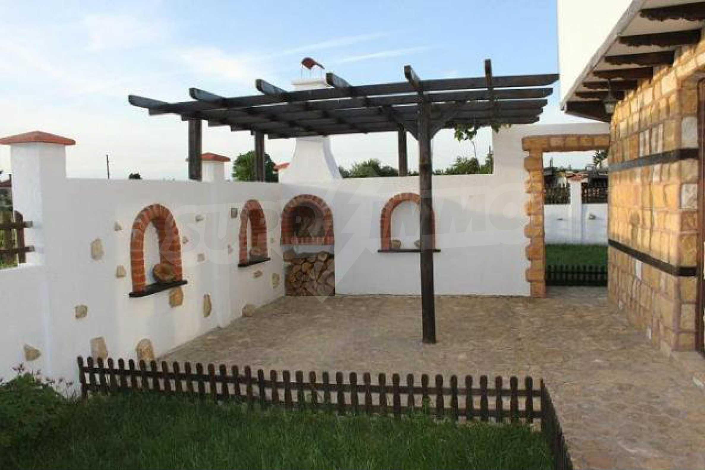 Neues zweistöckiges Haus 8 km von Baltschik entfernt 26