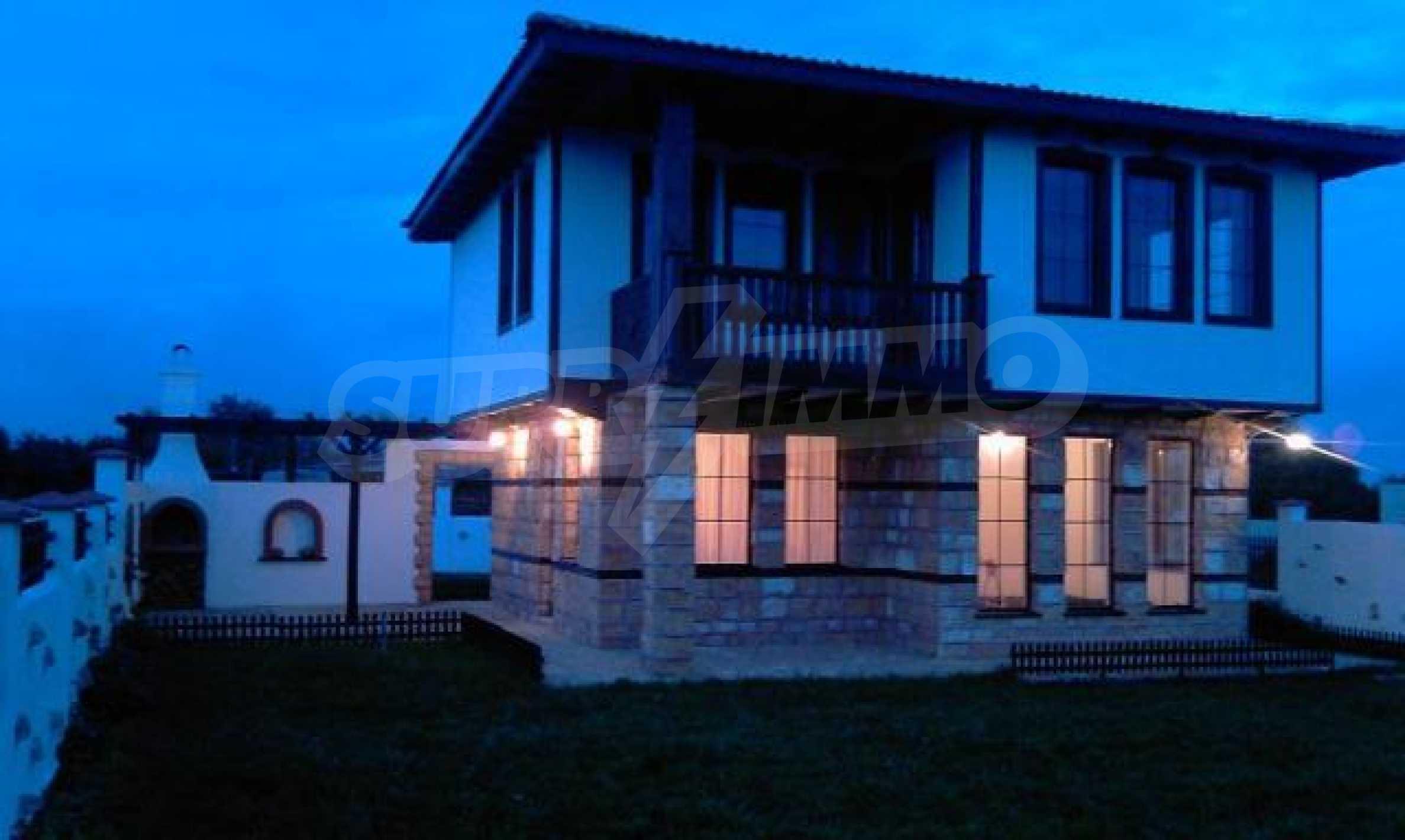 Neues zweistöckiges Haus 8 km von Baltschik entfernt 7