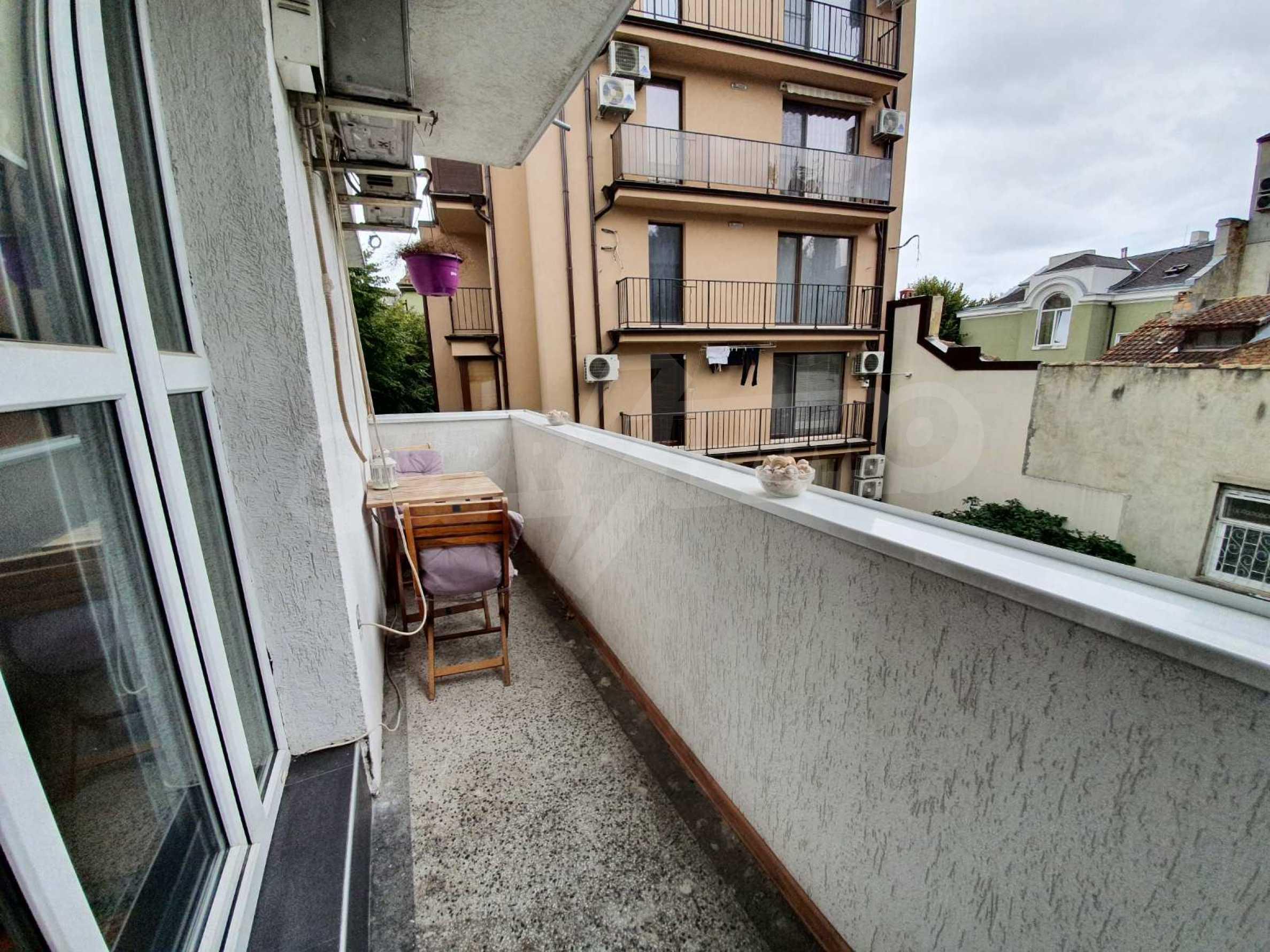 """Zwei-Zimmer-Wohnung \ """"Captain \"""" - zu vermieten im Zentrum von Varna 10"""