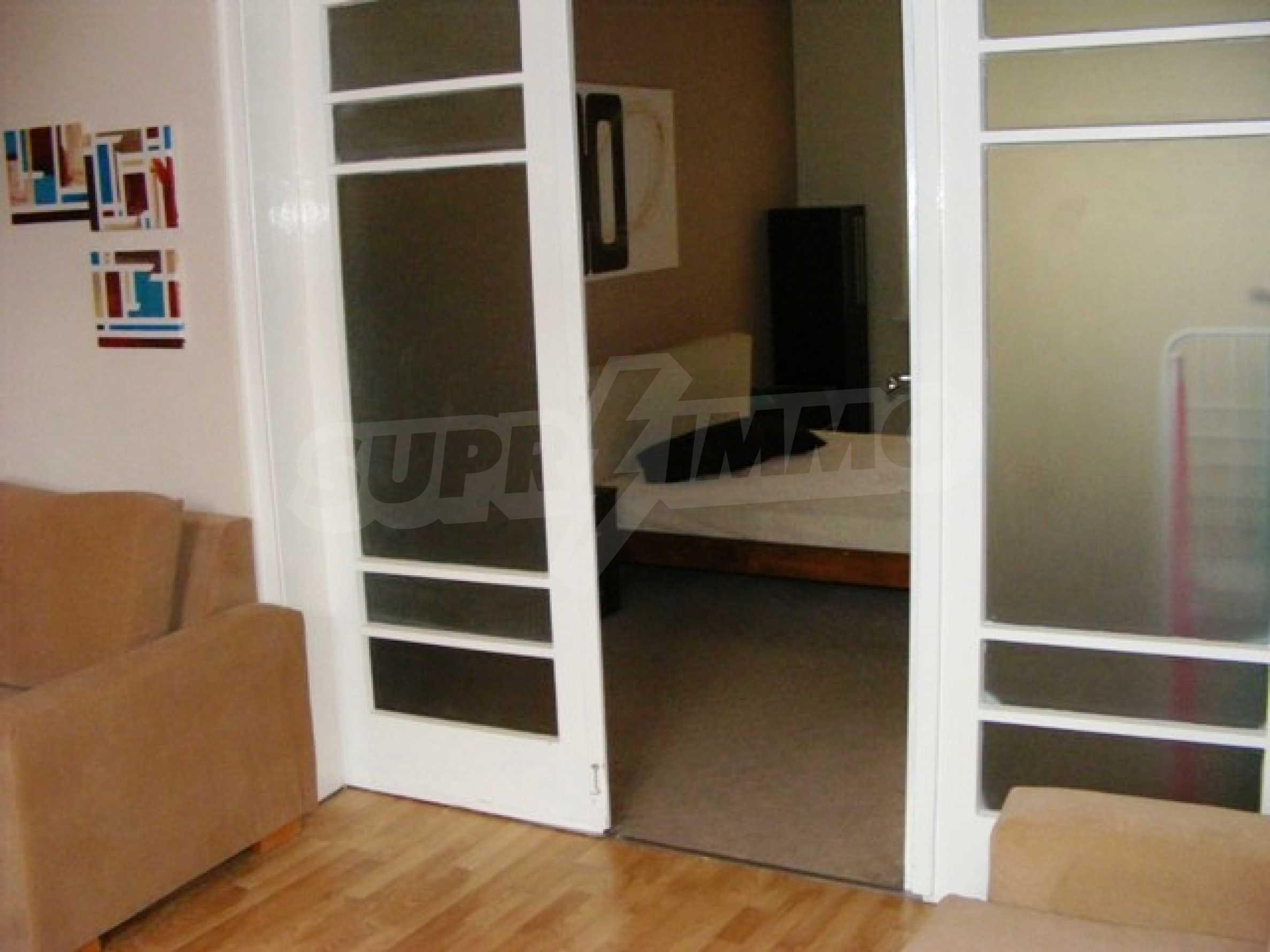 """Zwei-Zimmer-Wohnung \ """"Captain \"""" - zu vermieten im Zentrum von Varna 13"""