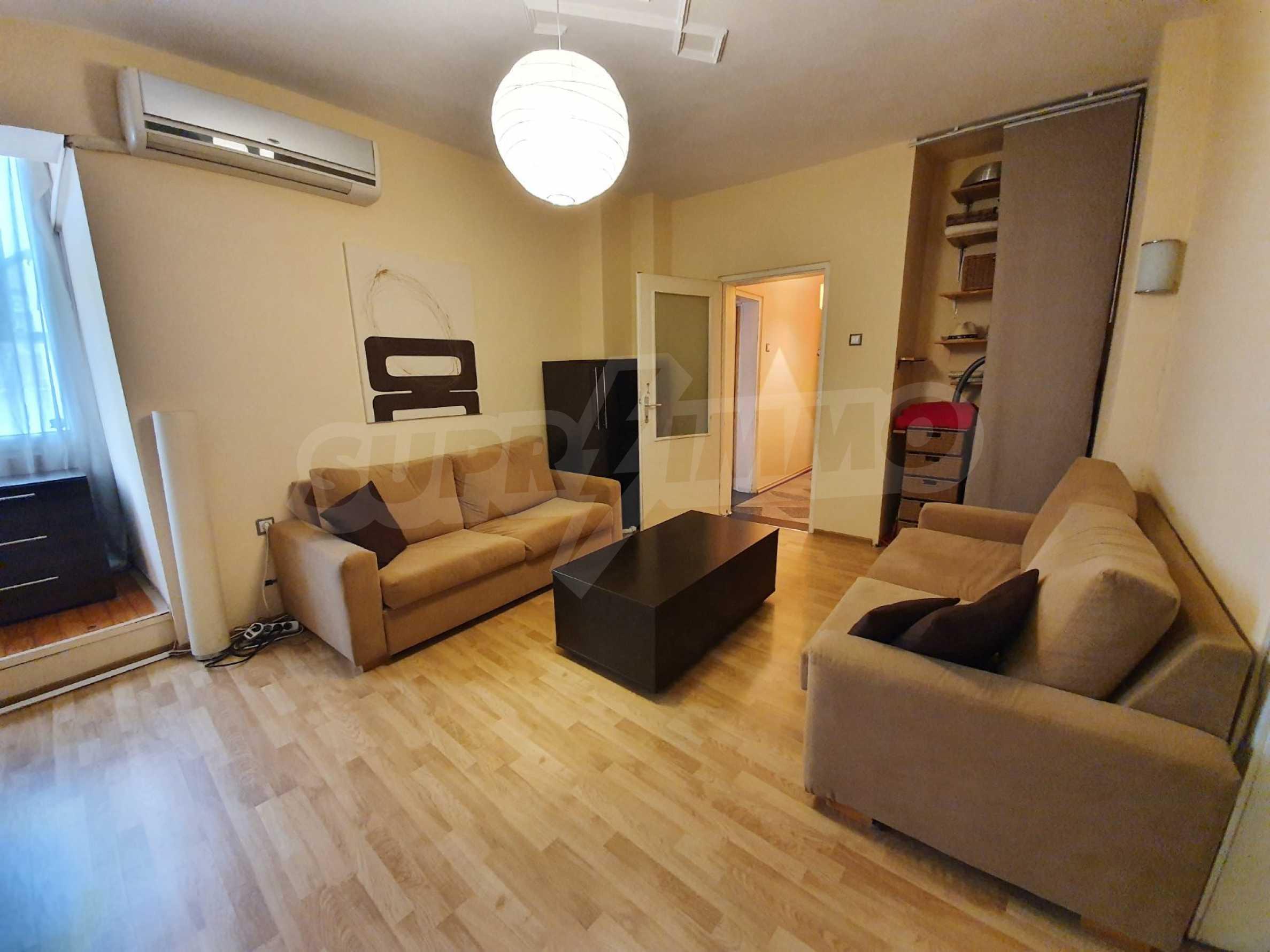 """Zwei-Zimmer-Wohnung \ """"Captain \"""" - zu vermieten im Zentrum von Varna 2"""