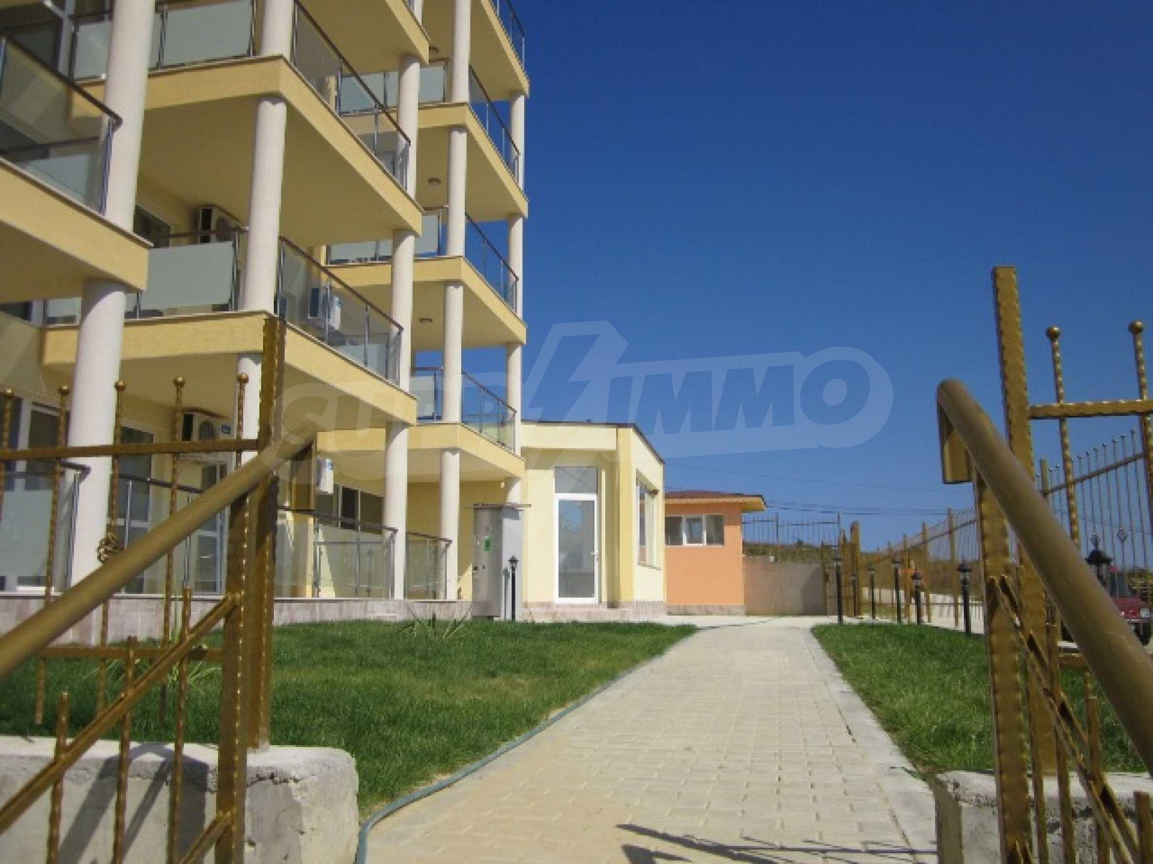 Apartments mit Meerblick 2