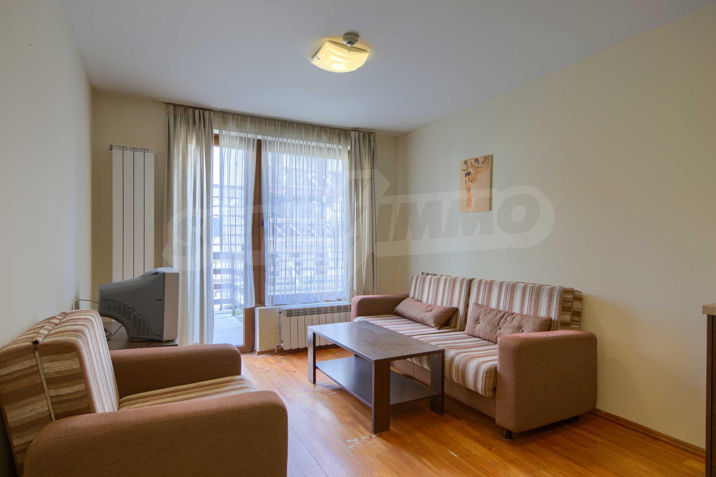 Ein-Zimmer-Wohnung zum Verkauf in Bansko