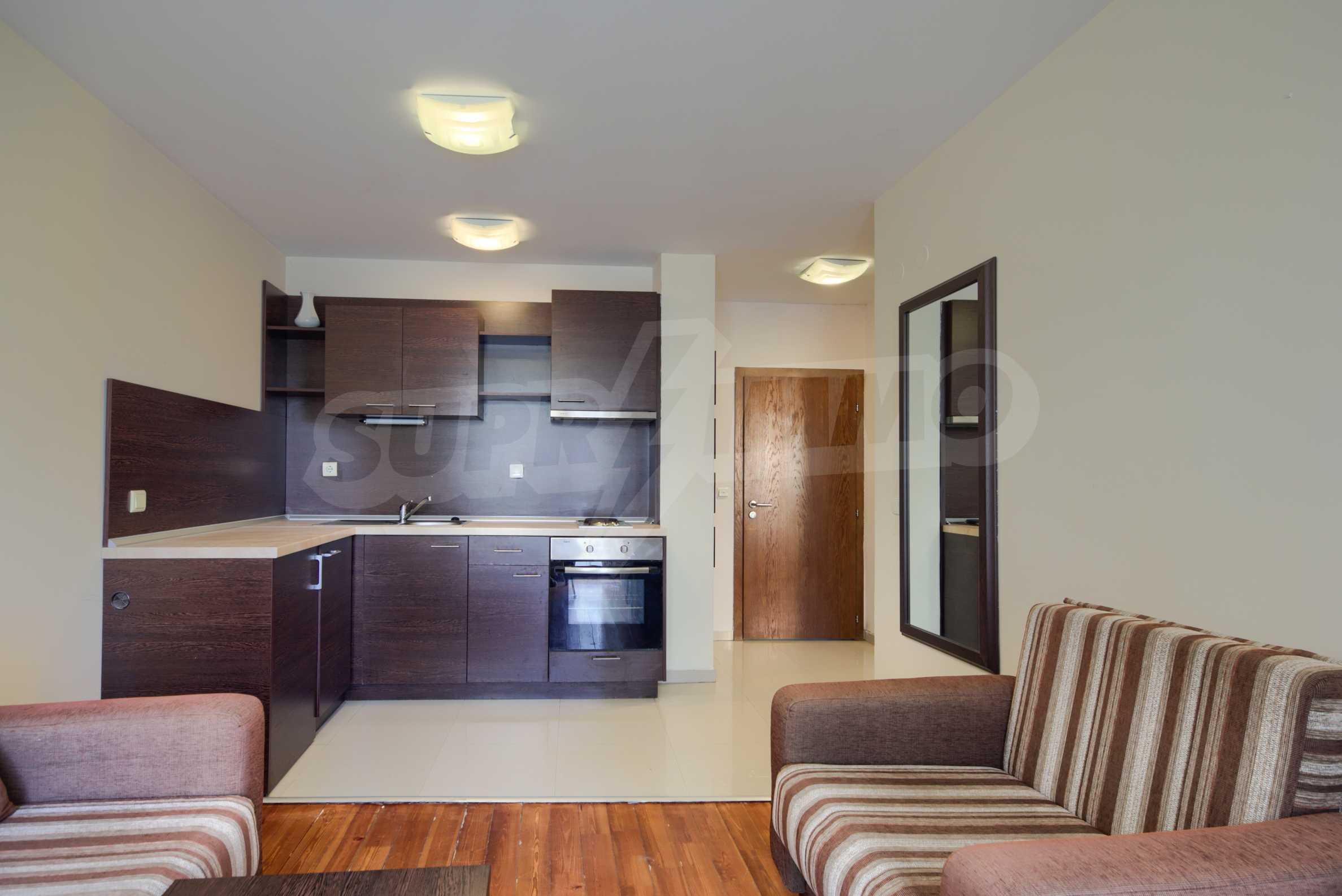 Ein-Zimmer-Wohnung zum Verkauf in Bansko 1