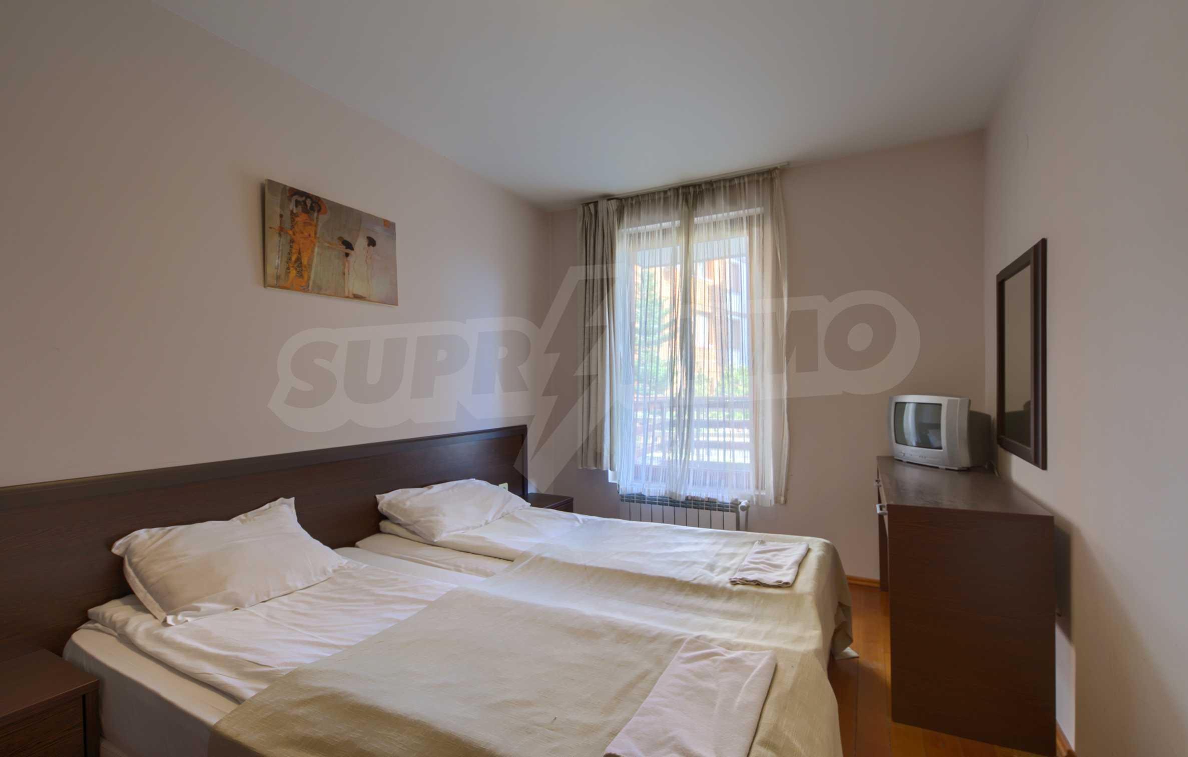 Ein-Zimmer-Wohnung zum Verkauf in Bansko 3