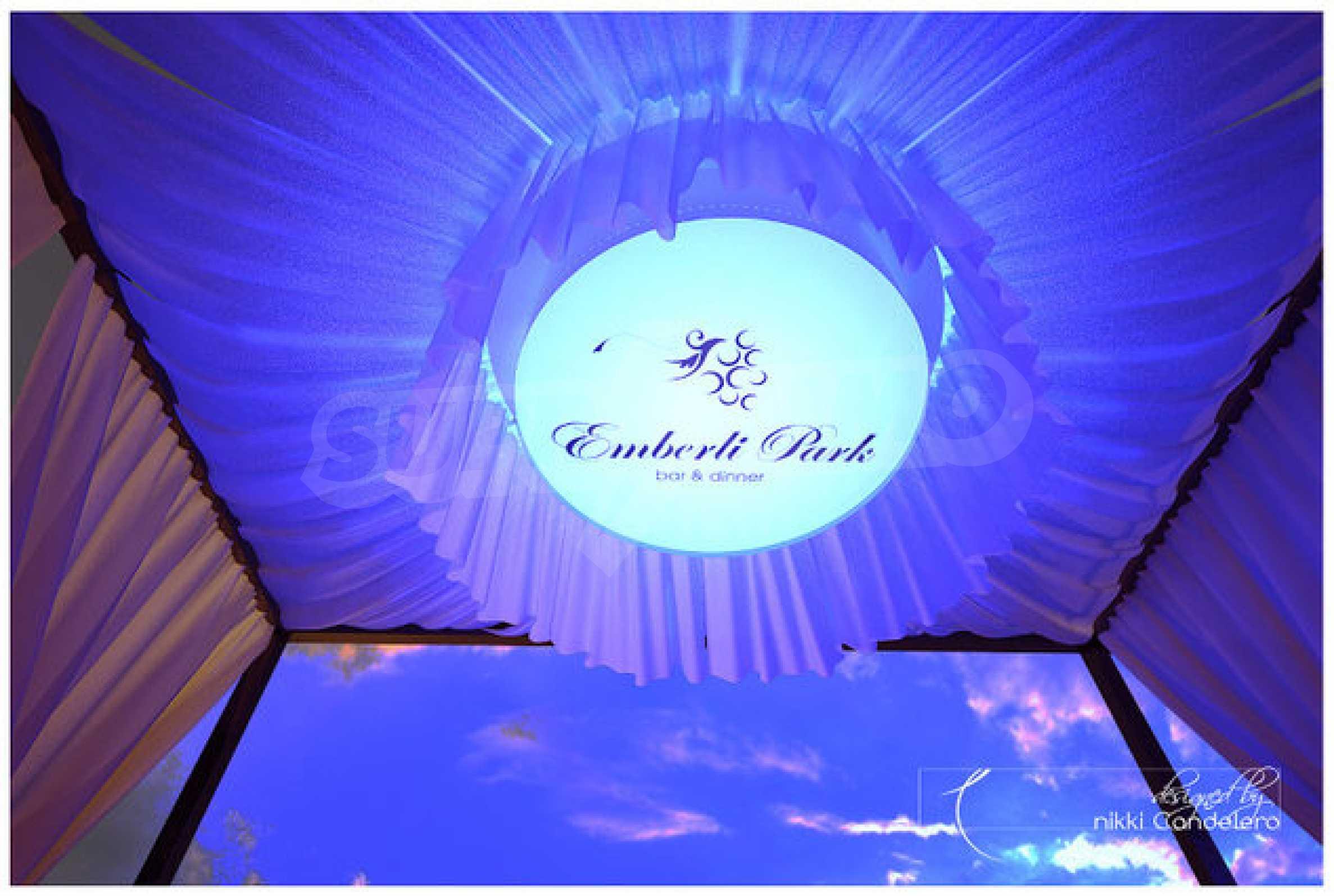 Emberli Park Bar & Diner in the beach resort of Lozenets 5
