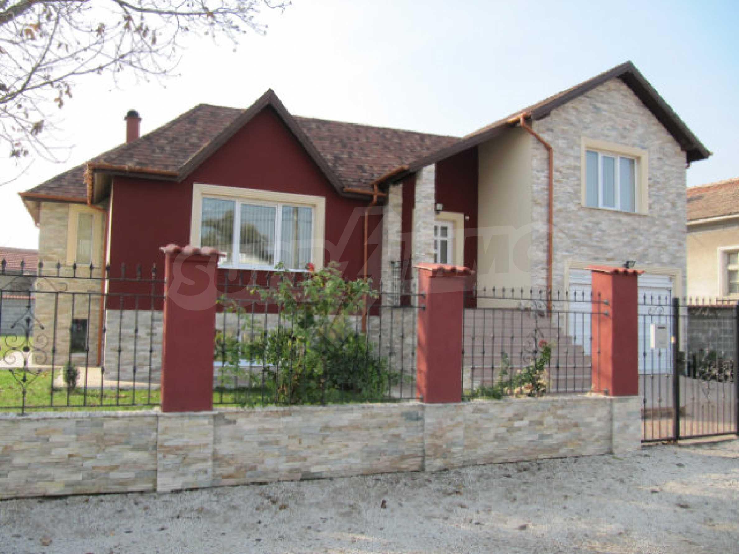 Luxus neues Haus 5 km von Plovdiv entfernt 29