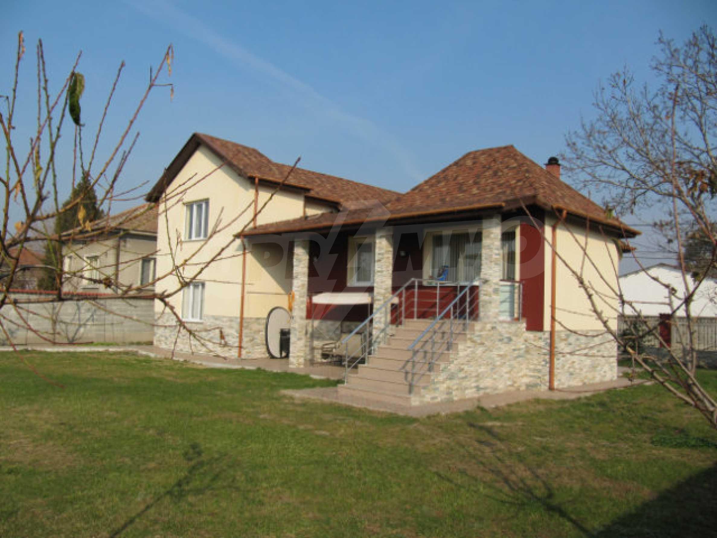 Luxus neues Haus 5 km von Plovdiv entfernt 39