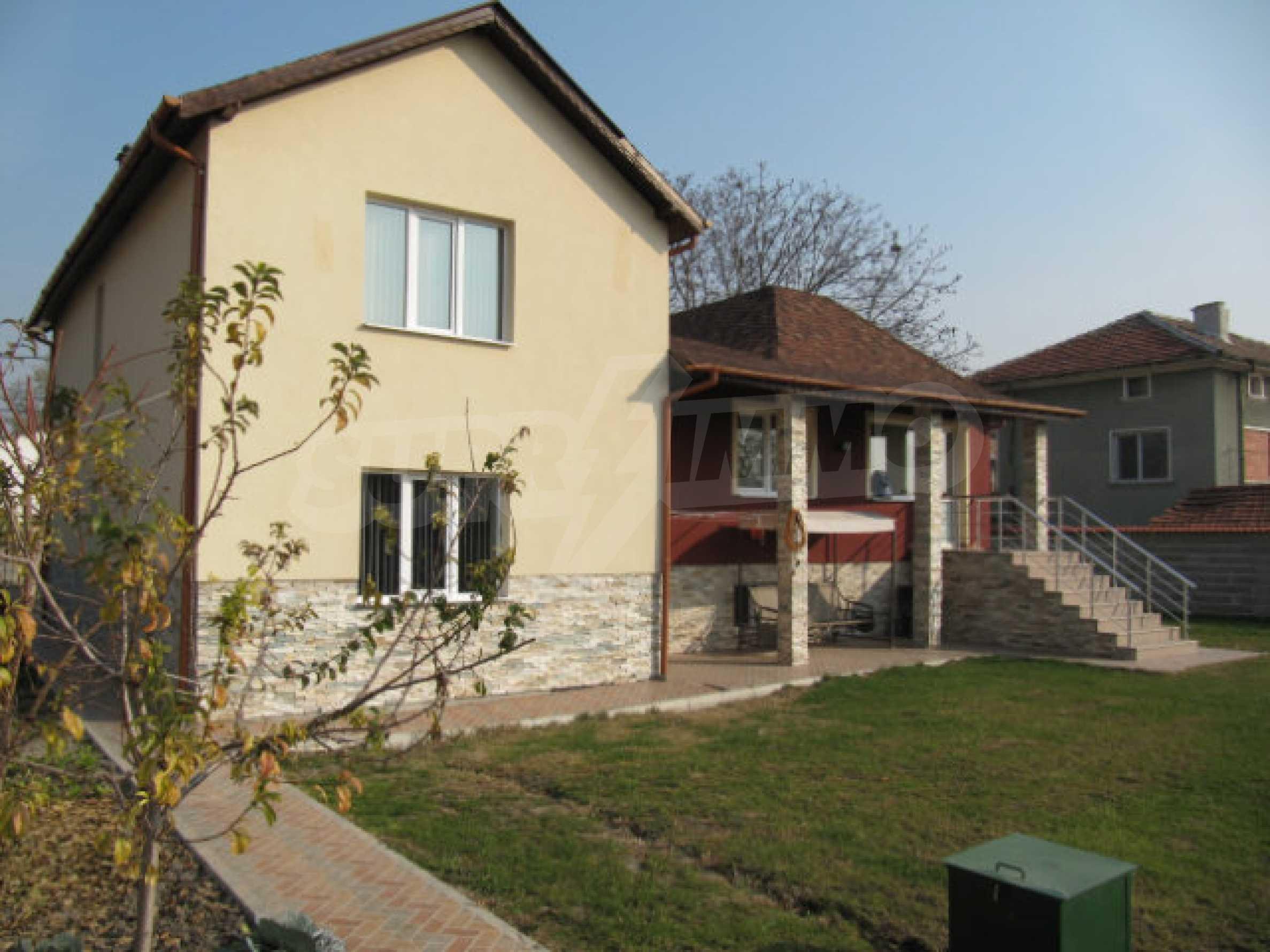 Luxus neues Haus 5 km von Plovdiv entfernt 43