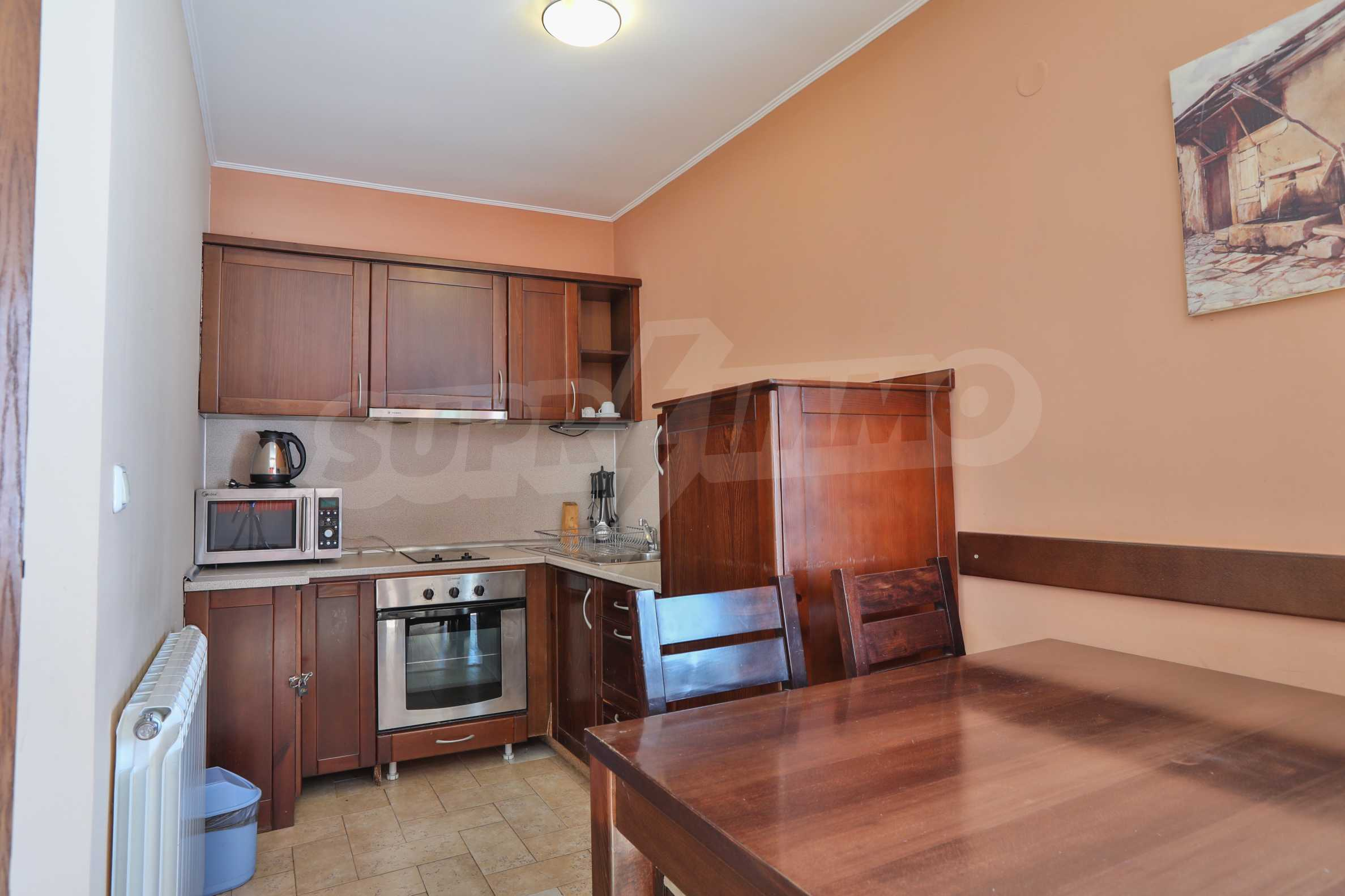 Fully furnished two-bedroom chalet in Redenka Holiday Club 6