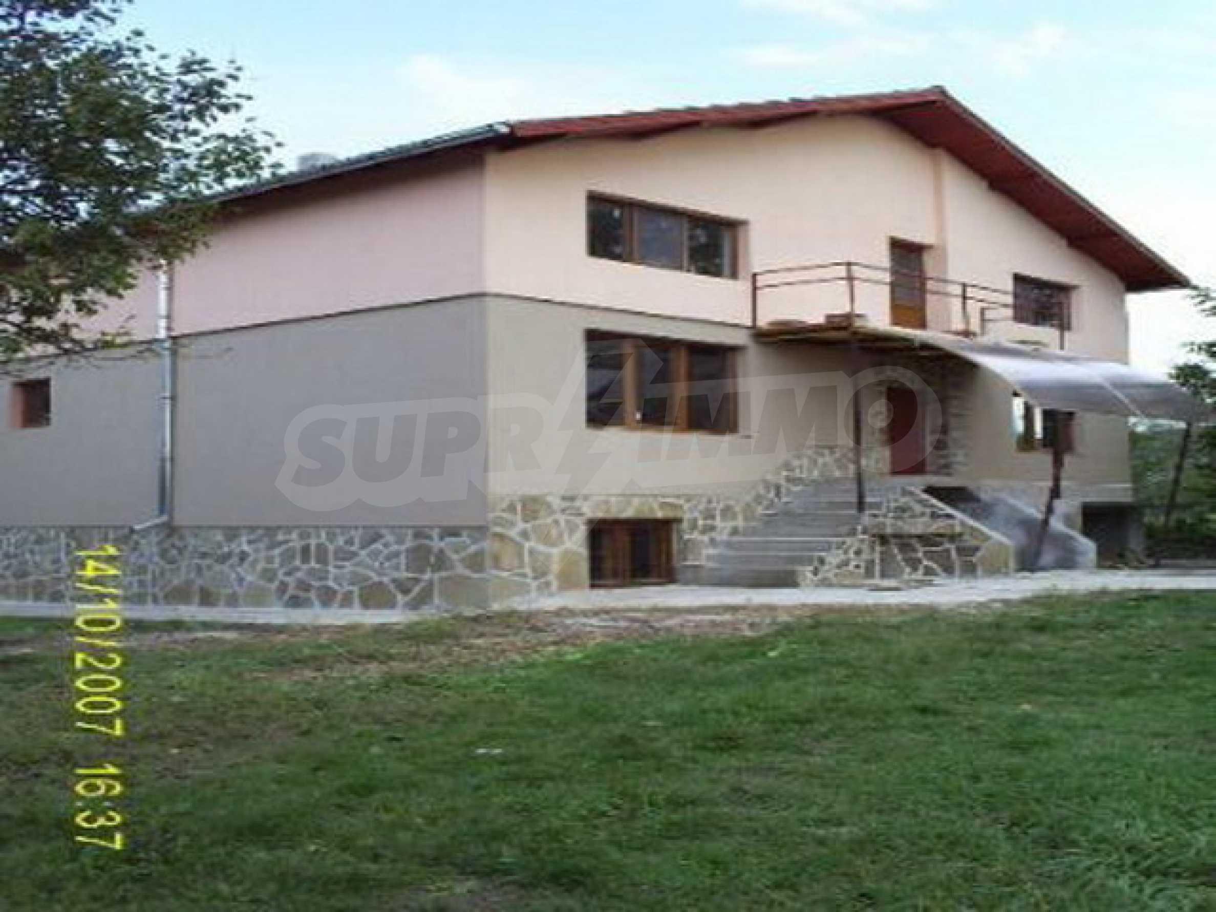 Триетажна къща, ново строителство в близост до Велико Търново 5