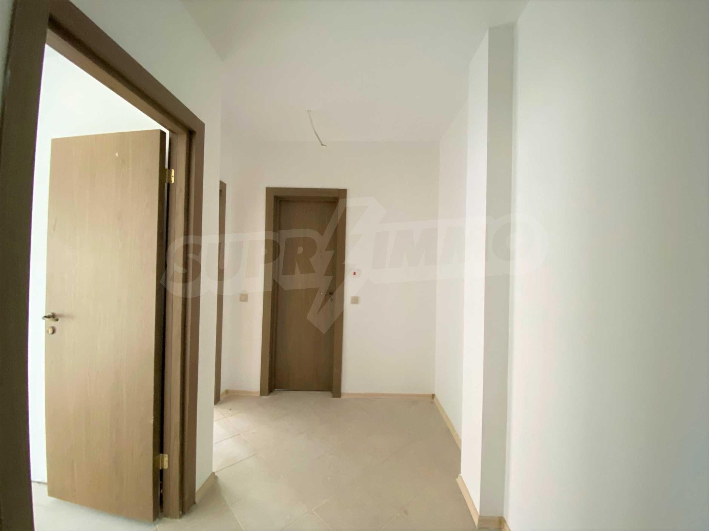 Spacious one-bedroom apartment amidst beautiful and clean nature with two balconies 12
