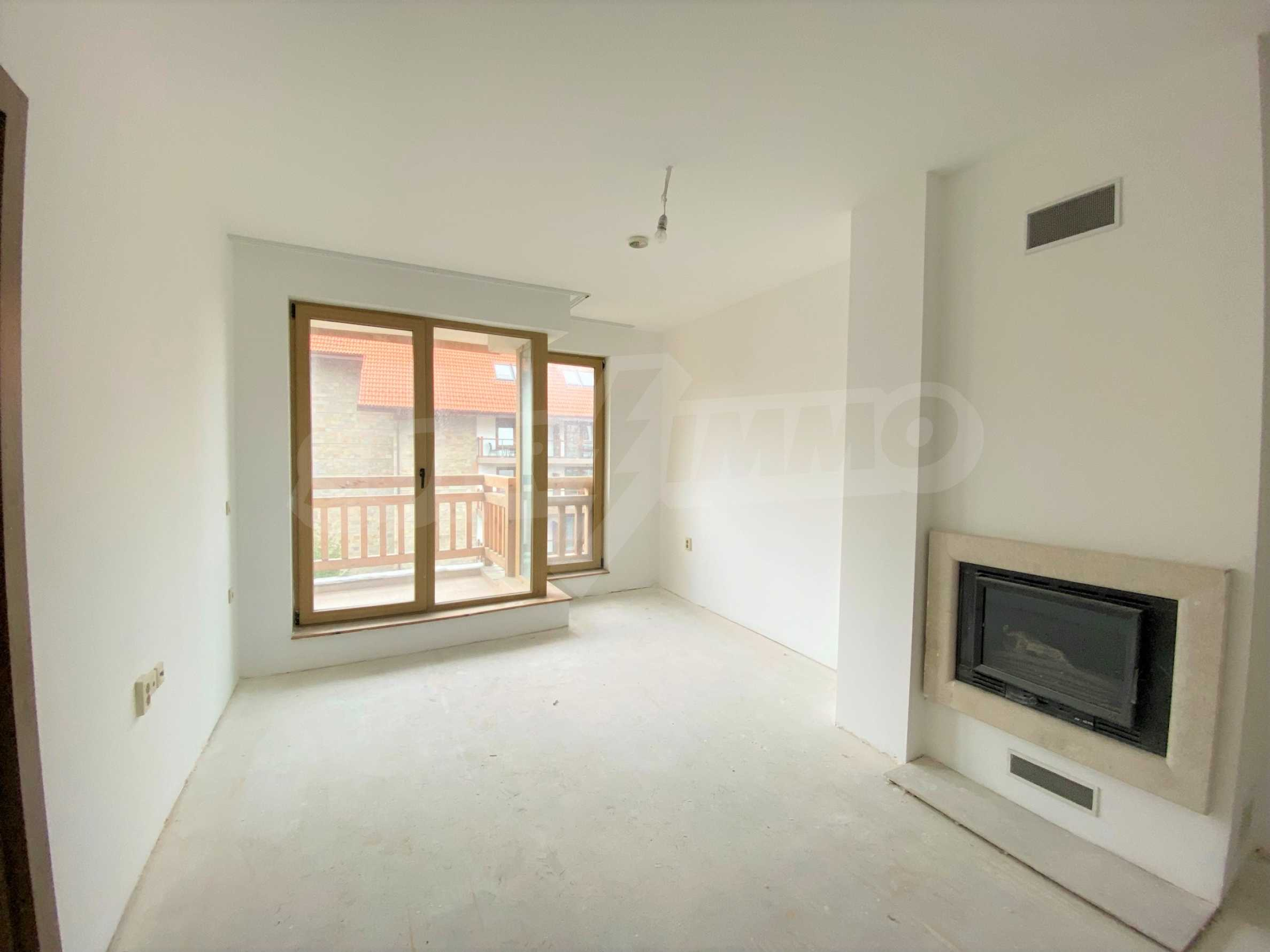Spacious one-bedroom apartment amidst beautiful and clean nature with two balconies 1