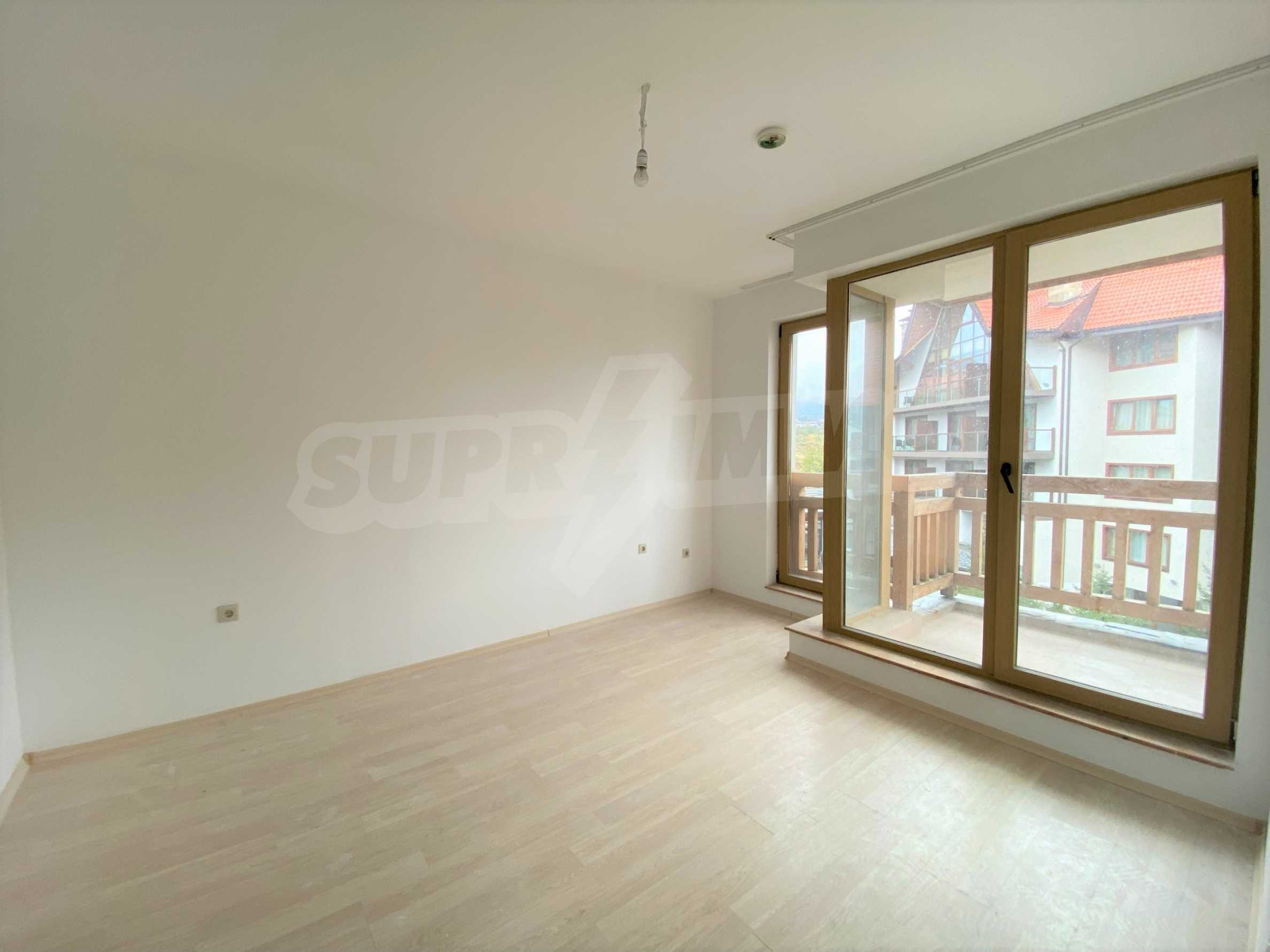 Spacious one-bedroom apartment amidst beautiful and clean nature with two balconies 2
