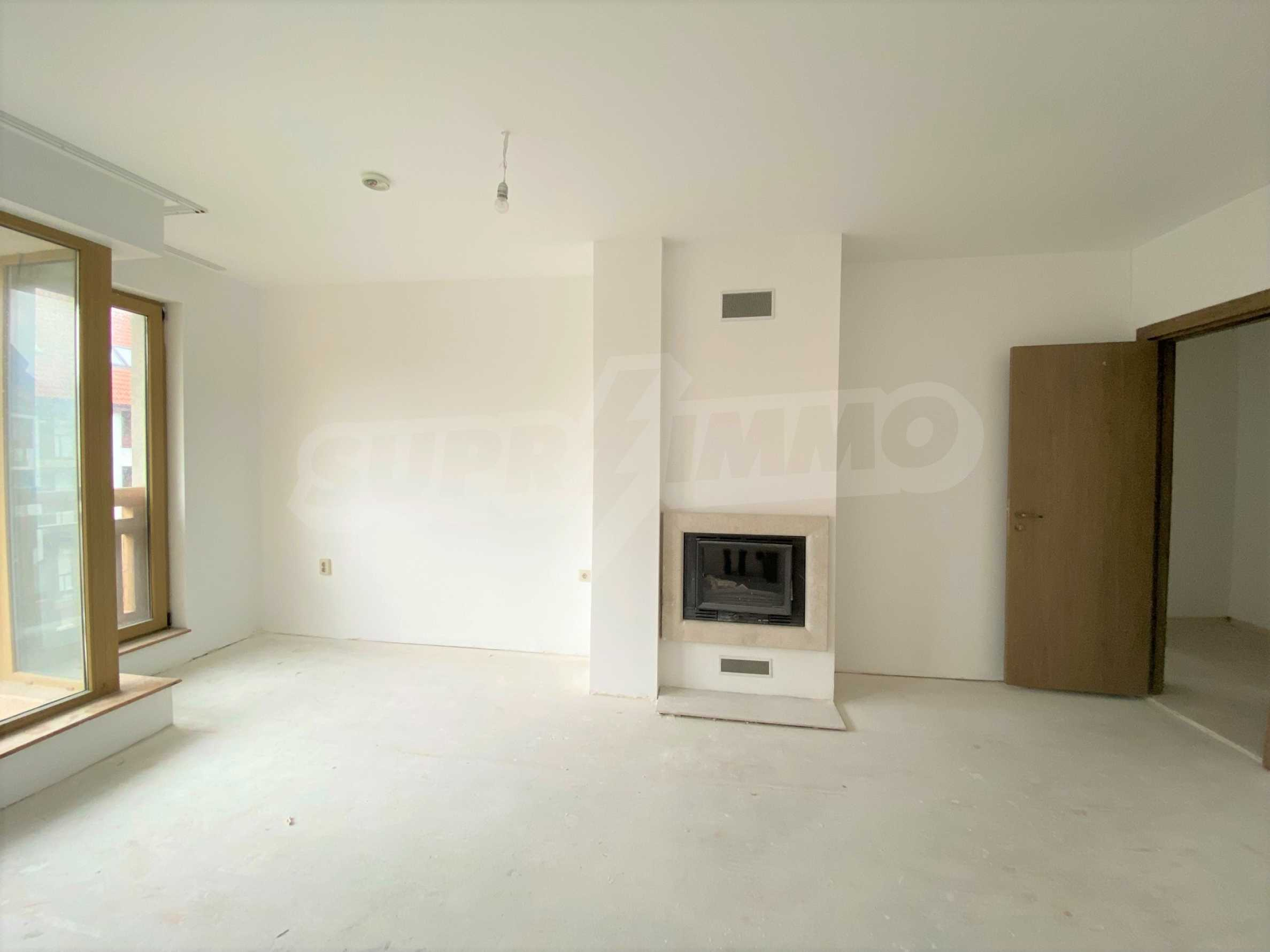 Spacious one-bedroom apartment amidst beautiful and clean nature with two balconies 3