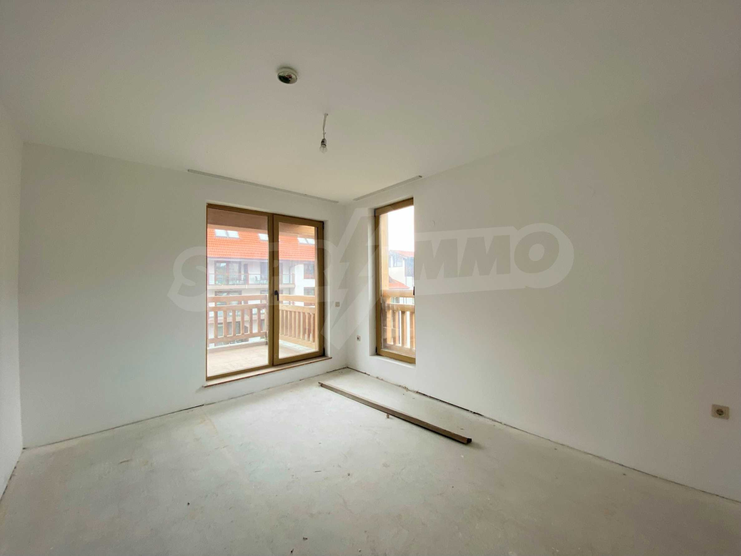 Spacious one-bedroom apartment amidst beautiful and clean nature with two balconies 4