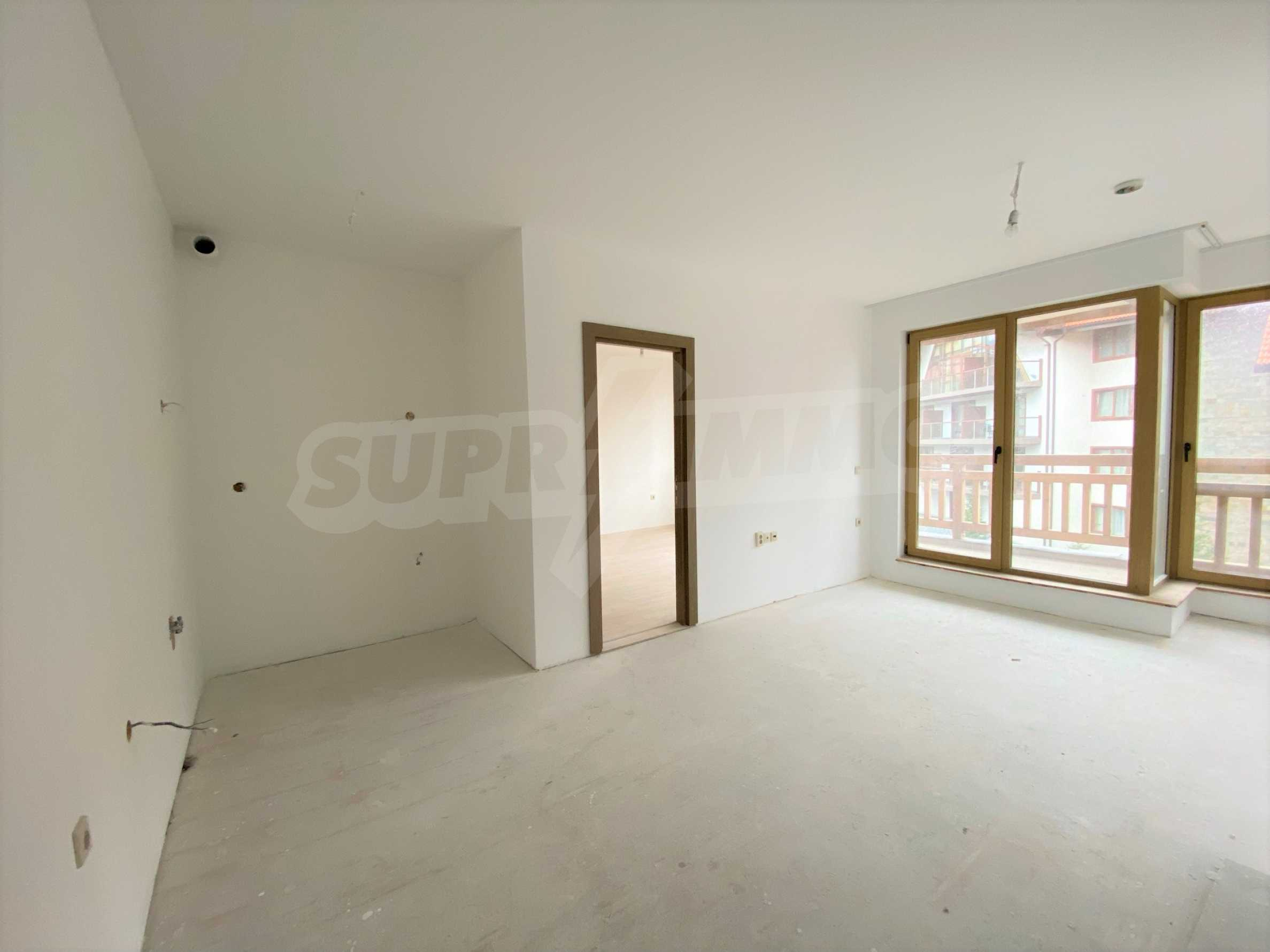 Spacious one-bedroom apartment amidst beautiful and clean nature with two balconies 5