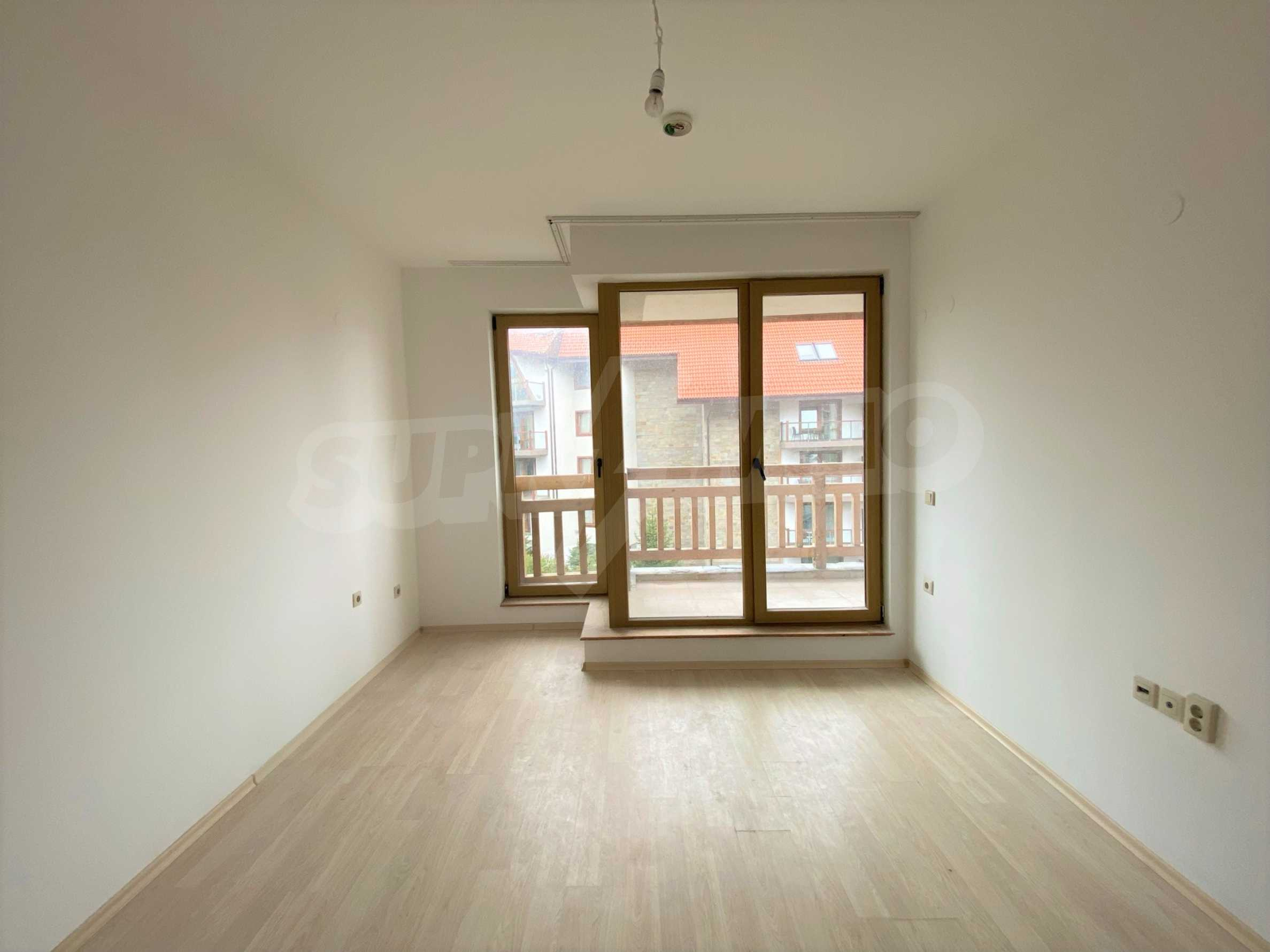 Spacious one-bedroom apartment amidst beautiful and clean nature with two balconies 7