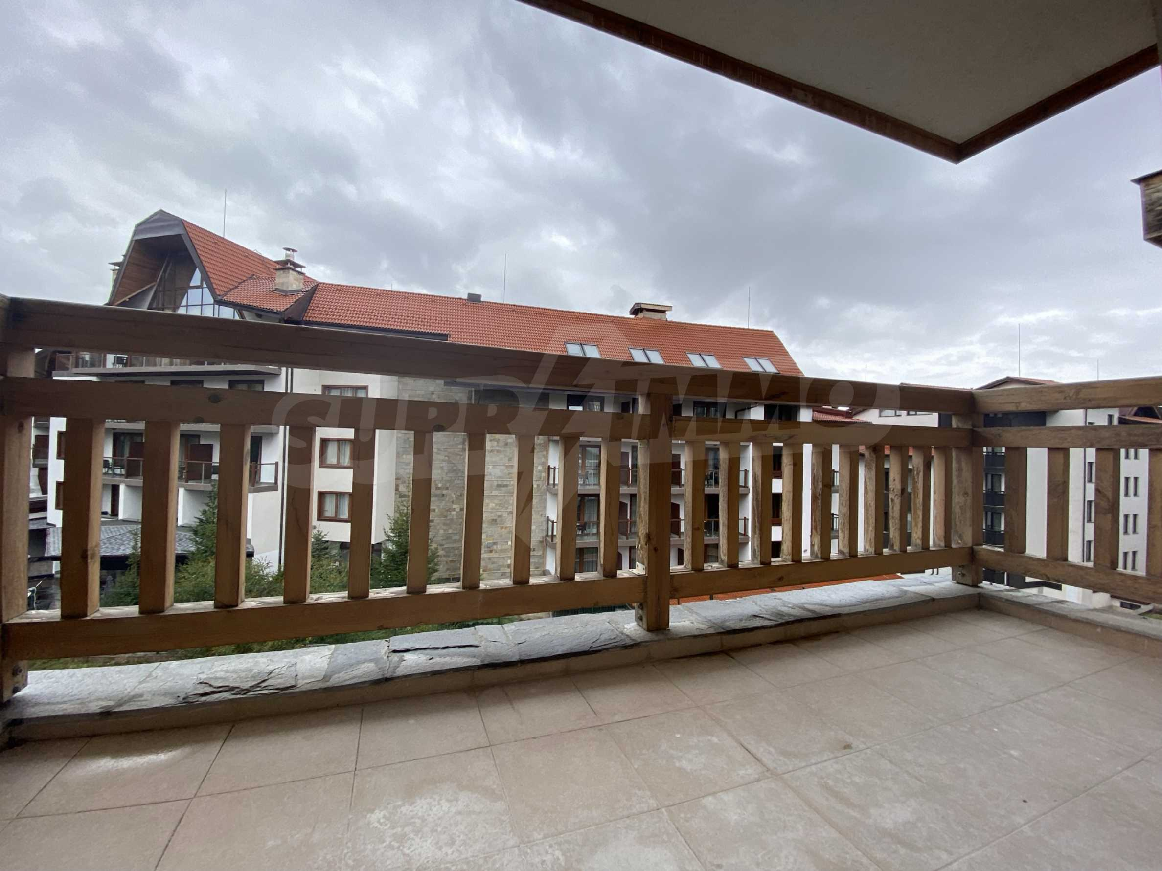 Spacious one-bedroom apartment amidst beautiful and clean nature with two balconies 8