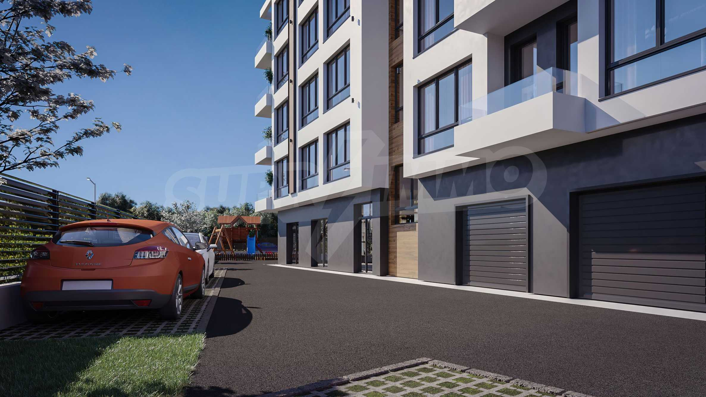 New apartments in a boutique building near Retail Park 1