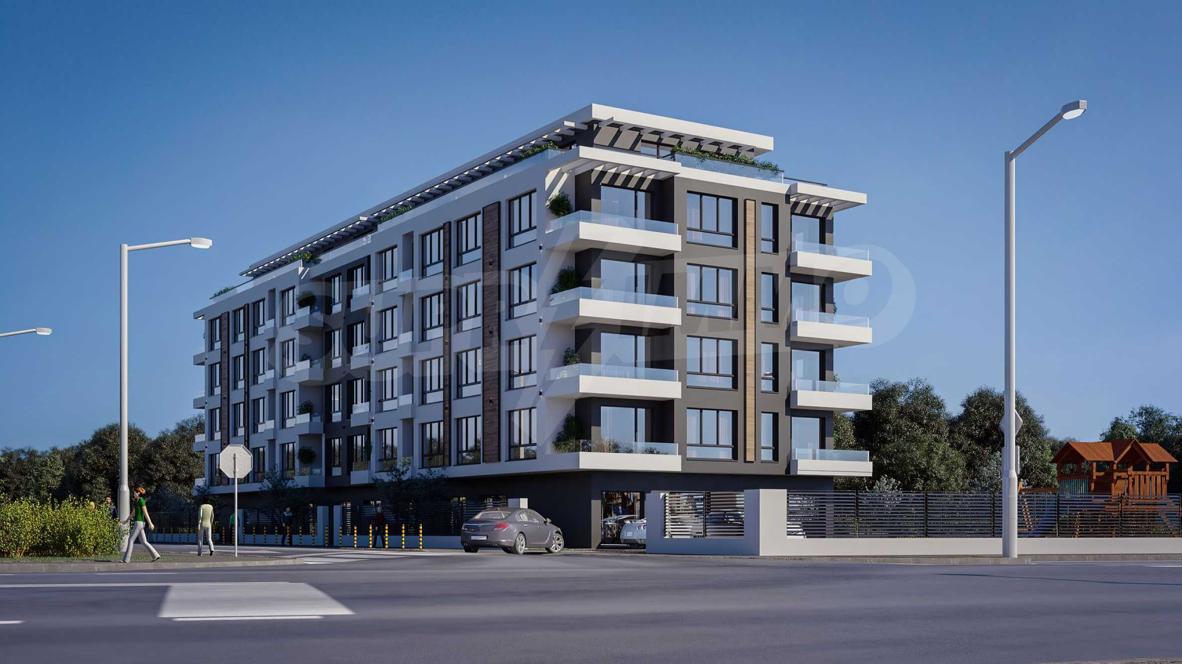 New apartments in a boutique building near Retail Park 3
