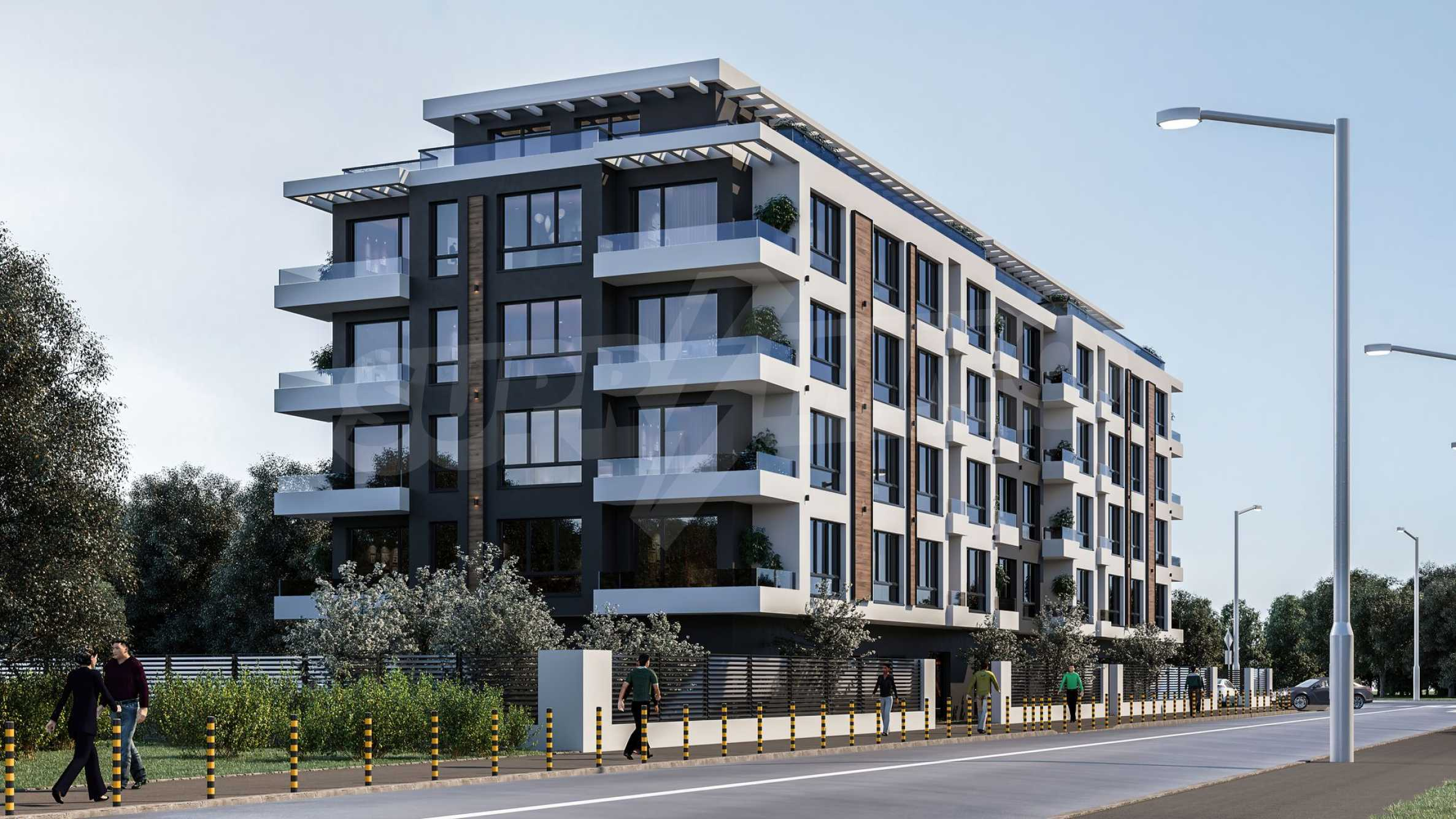 New apartments in a boutique building near Retail Park 4