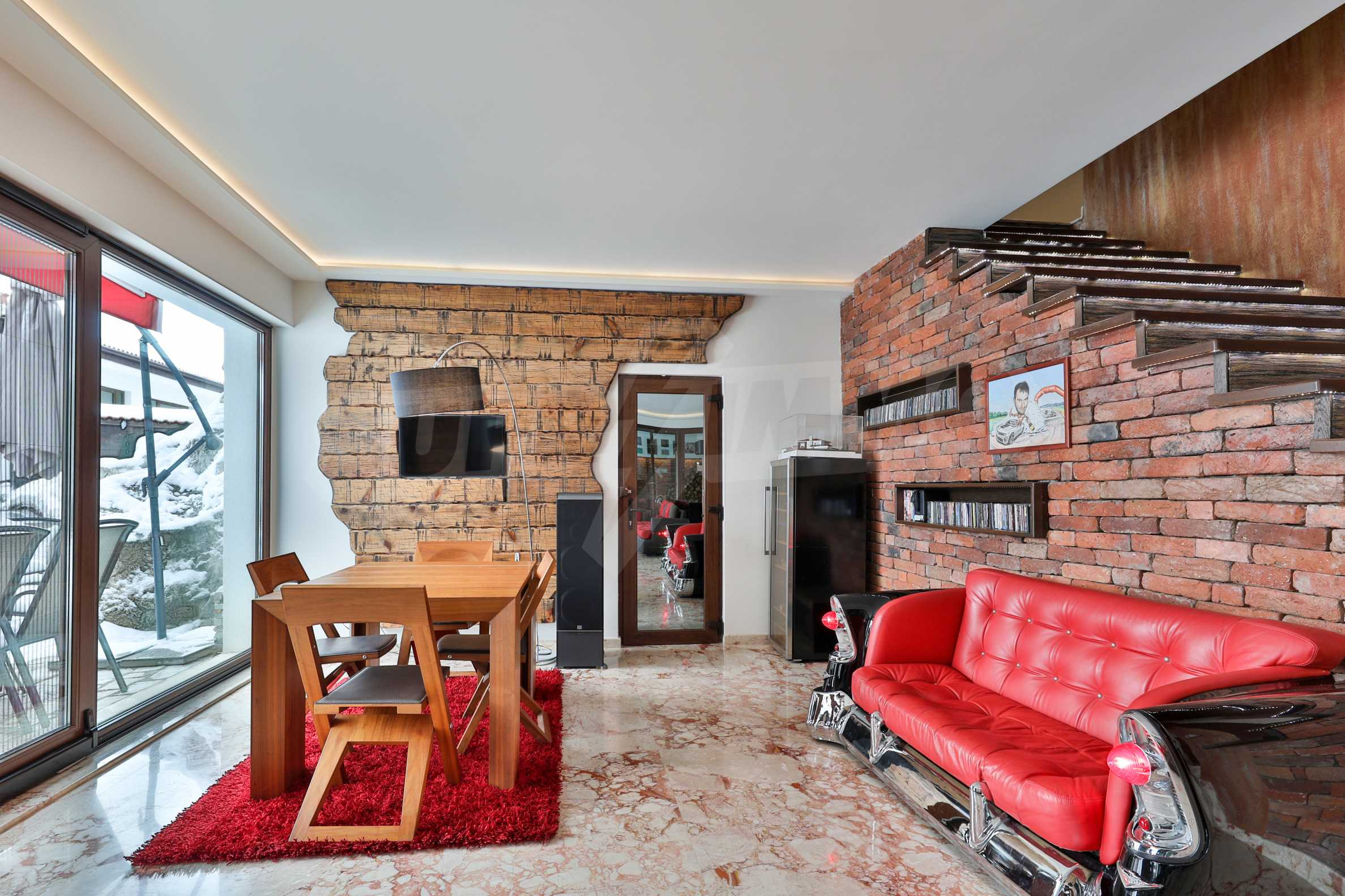 Furnished 3-bedroom property with own spa centre in the Delta Hills estate 12