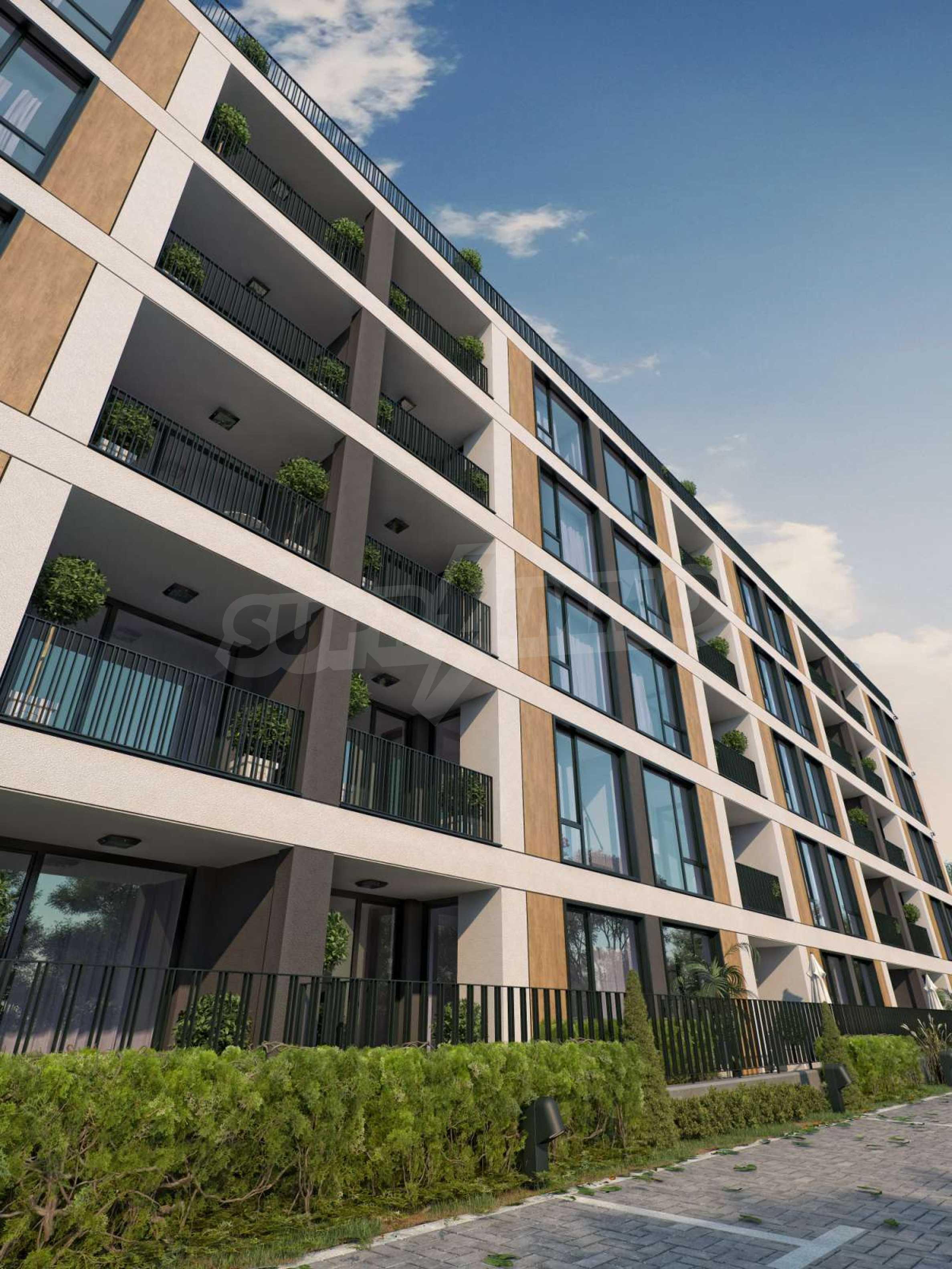 Neue Wohnungen zu günstigen Preisen in einem Neubau Comfort Residence in Sofia 2