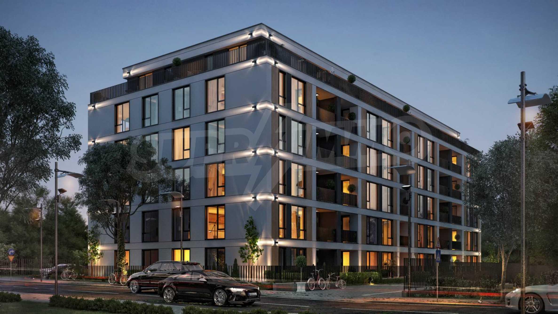 Neue Wohnungen zu günstigen Preisen in einem Neubau Comfort Residence in Sofia 3