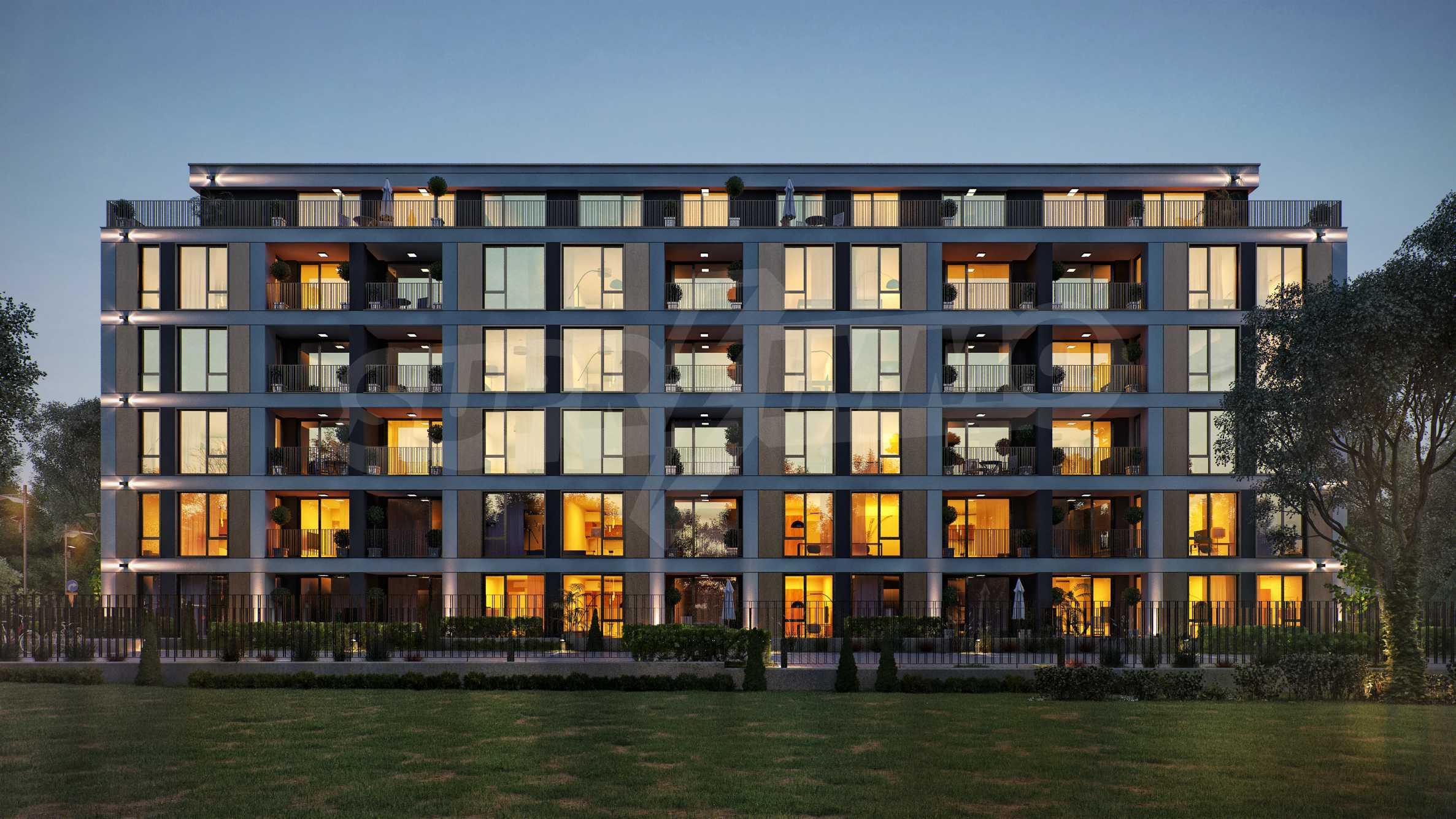 Neue Wohnungen zu günstigen Preisen in einem Neubau Comfort Residence in Sofia 4