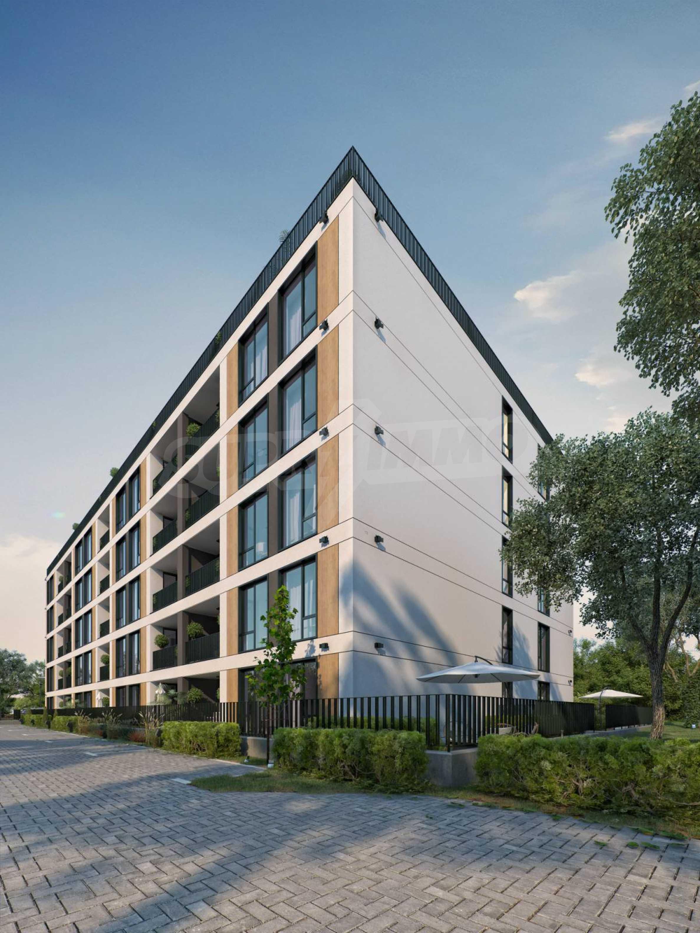 Neue Wohnungen zu günstigen Preisen in einem Neubau Comfort Residence in Sofia 5