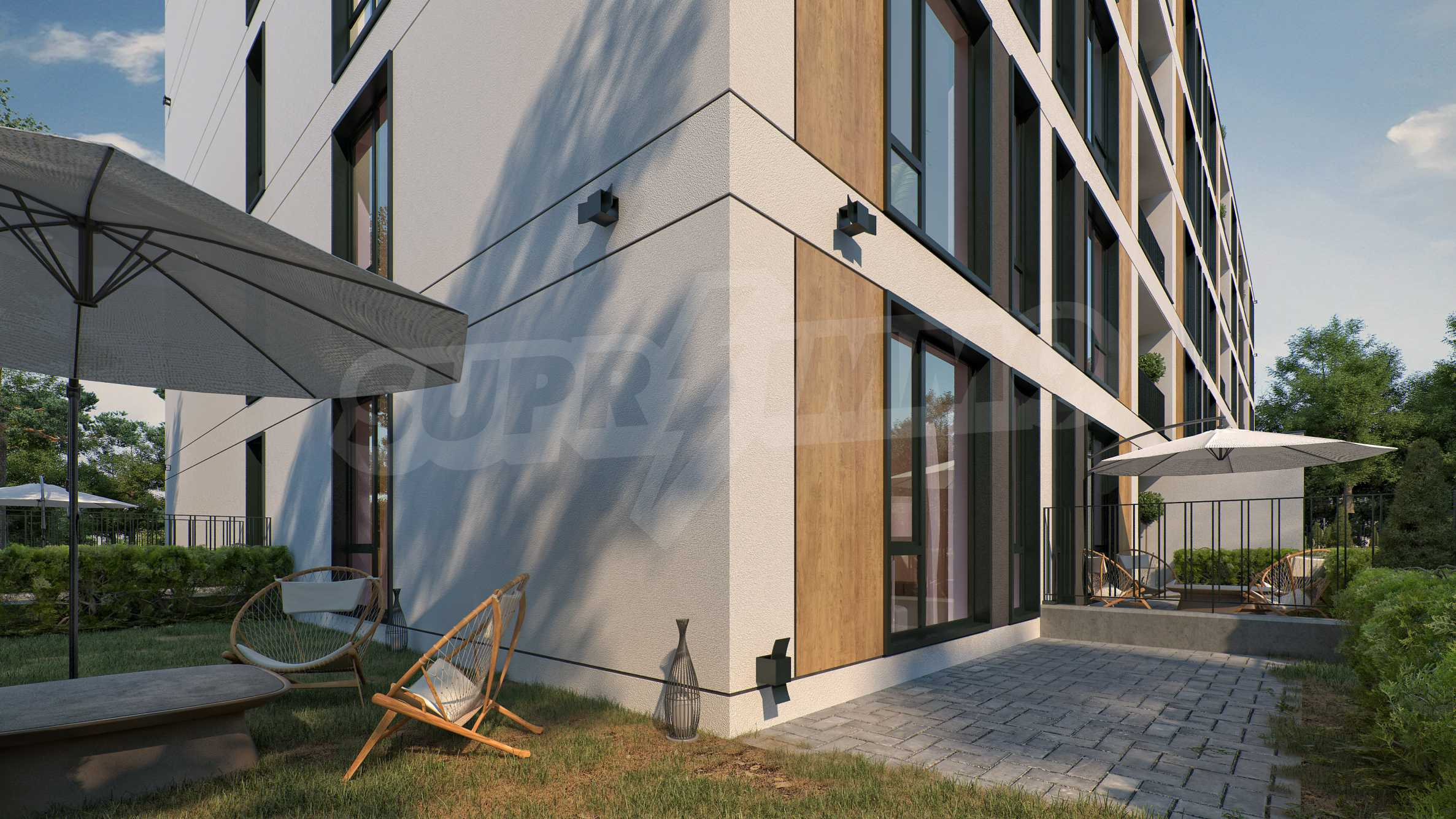 Neue Wohnungen zu günstigen Preisen in einem Neubau Comfort Residence in Sofia 6