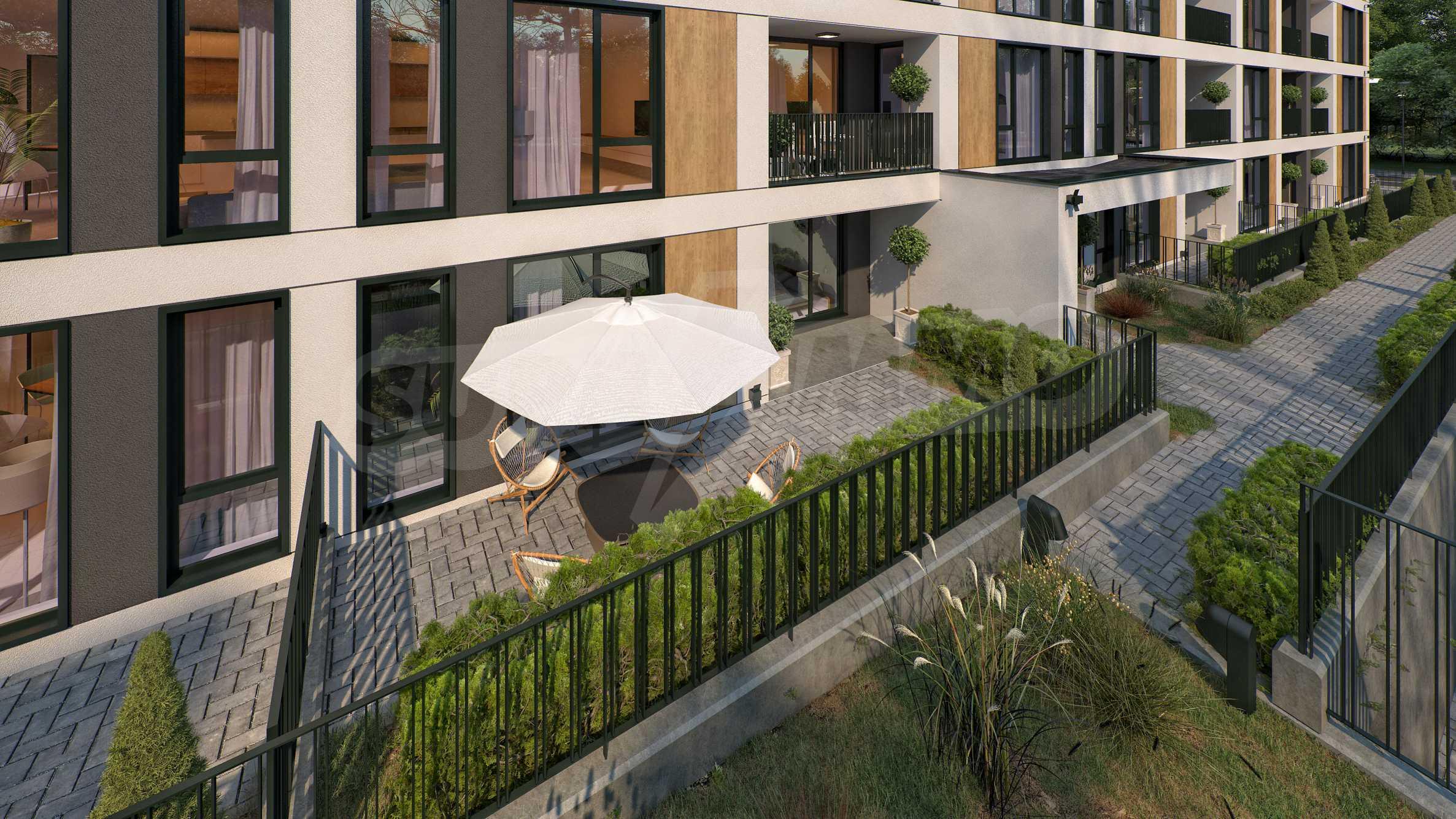 Neue Wohnungen zu günstigen Preisen in einem Neubau Comfort Residence in Sofia 8