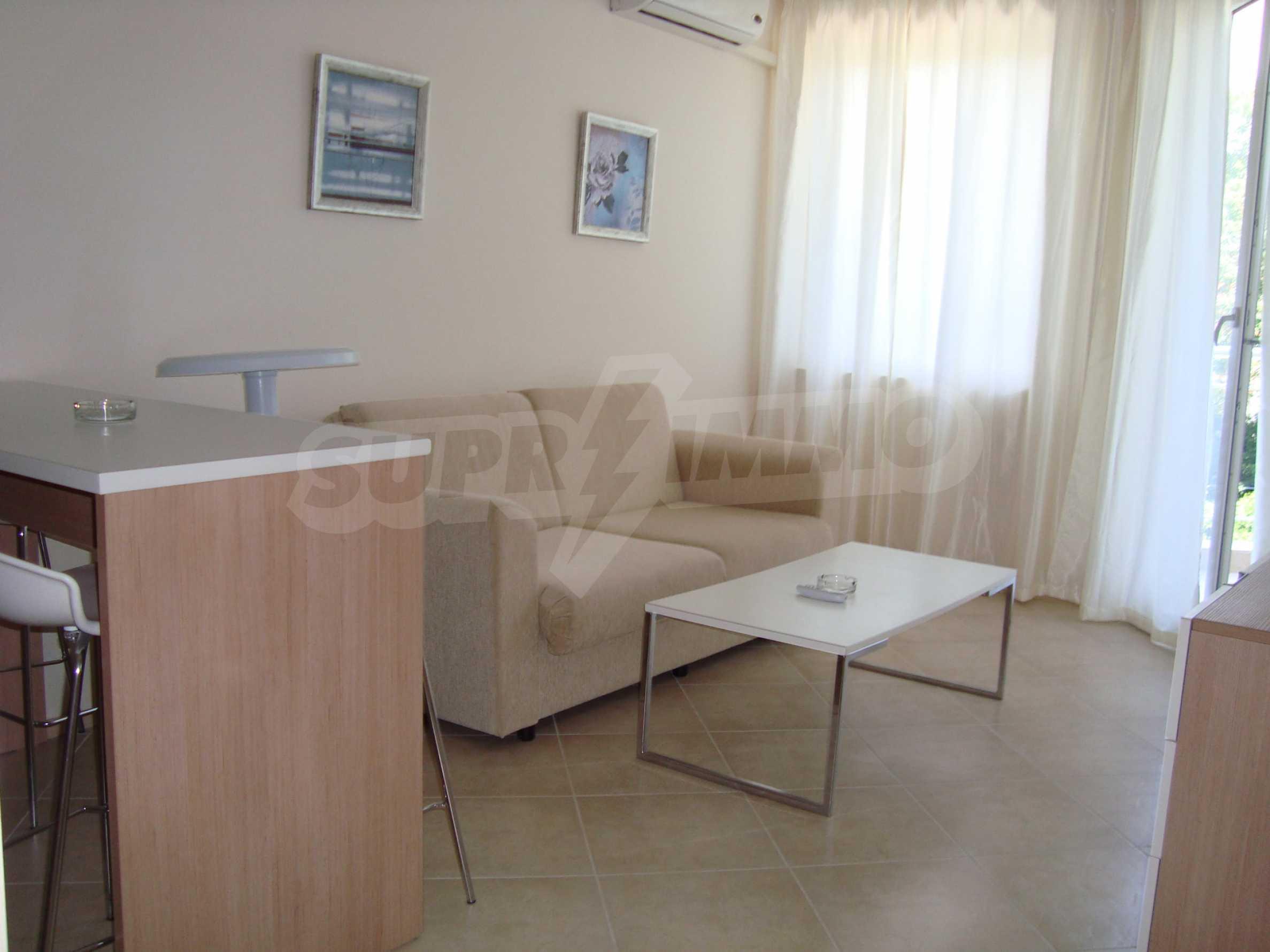 1-bedroom apartment in Emberli complex in Lozenets 2