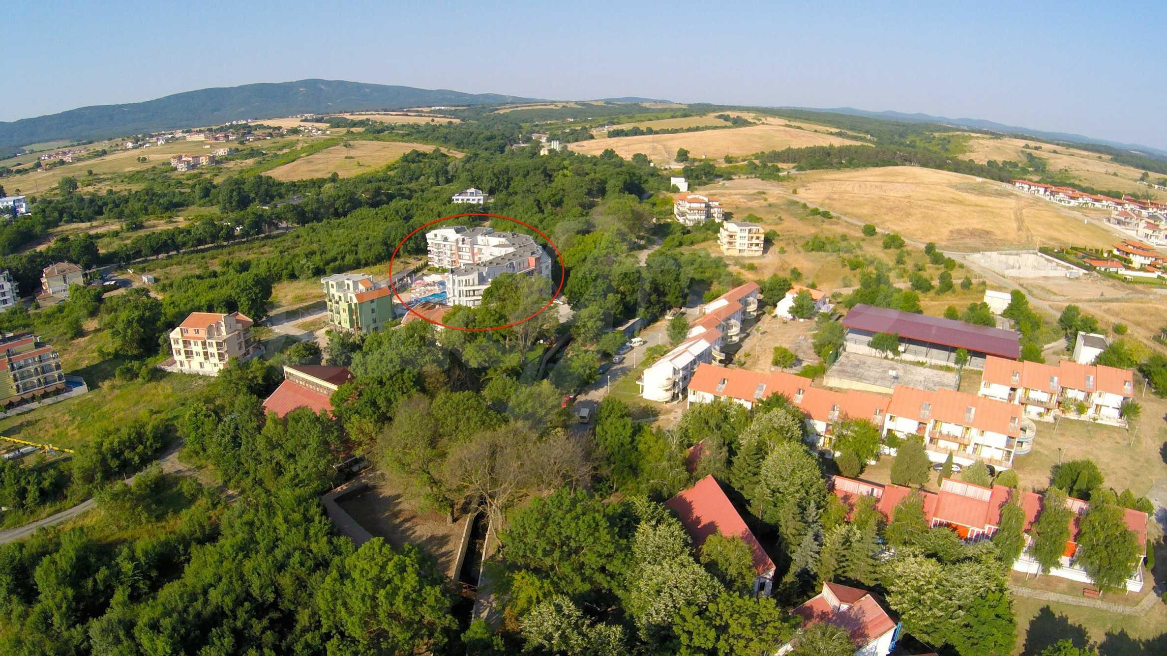 1-bedroom apartment in Emberli complex in Lozenets 44