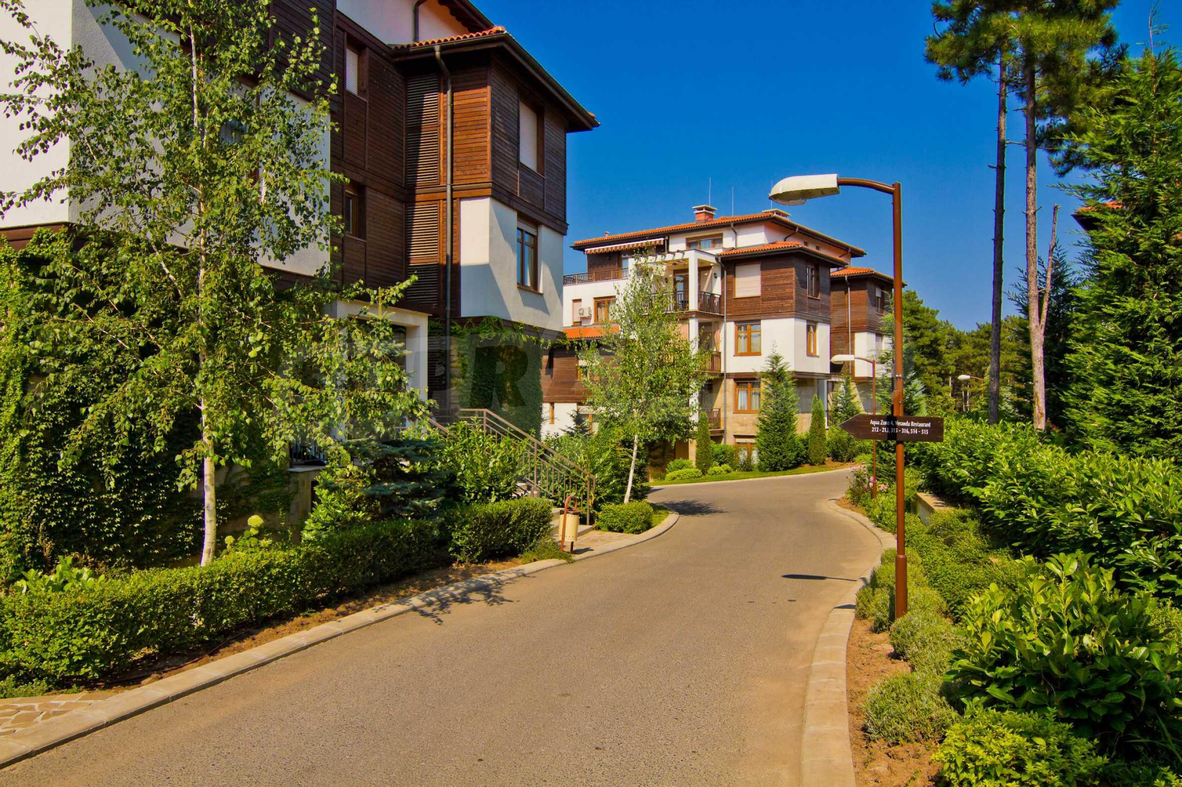 Впечатляващ комплекс с ваканционни жилища в близост до Созопол 14