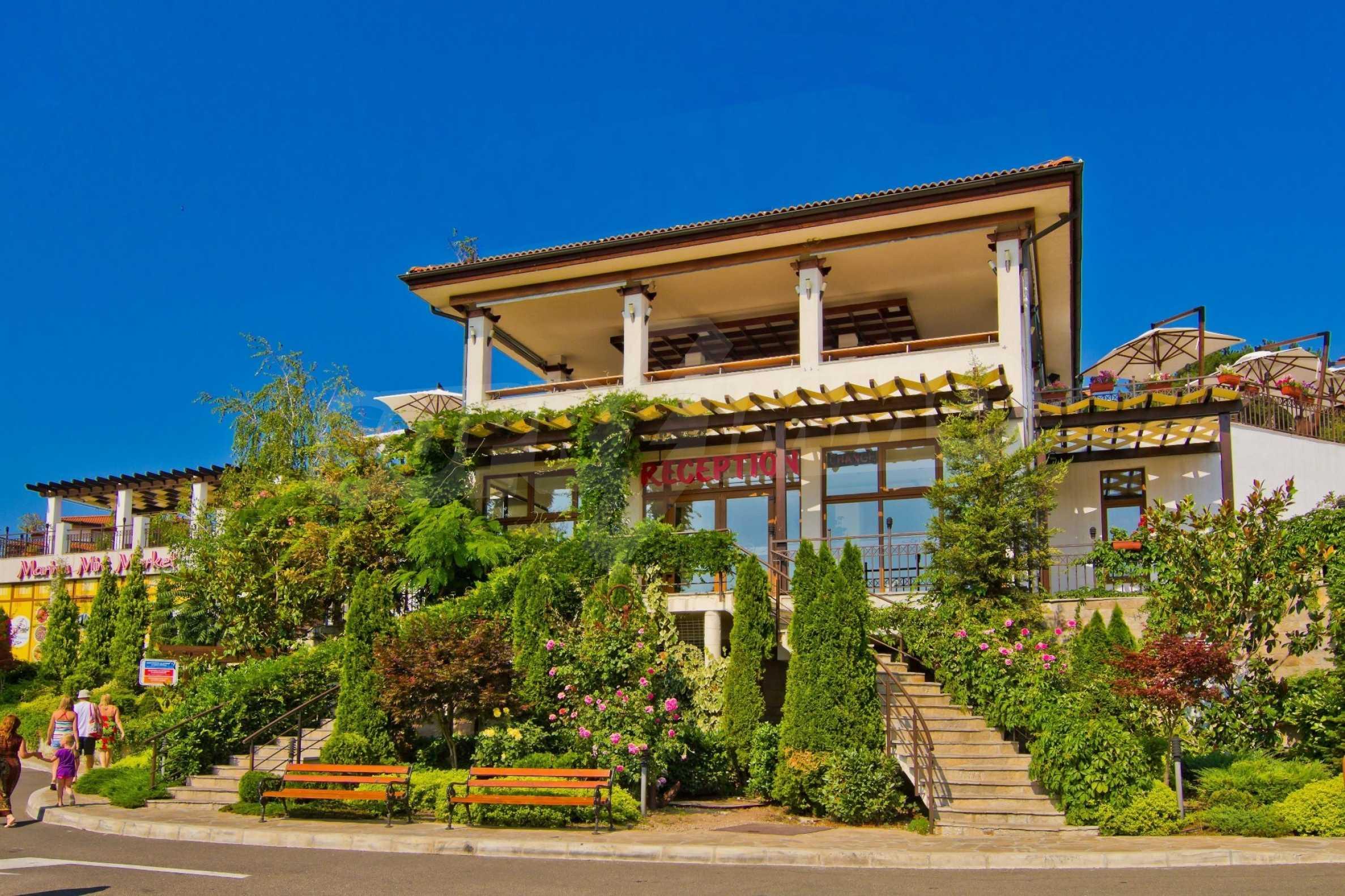 Впечатляващ комплекс с ваканционни жилища в близост до Созопол 5