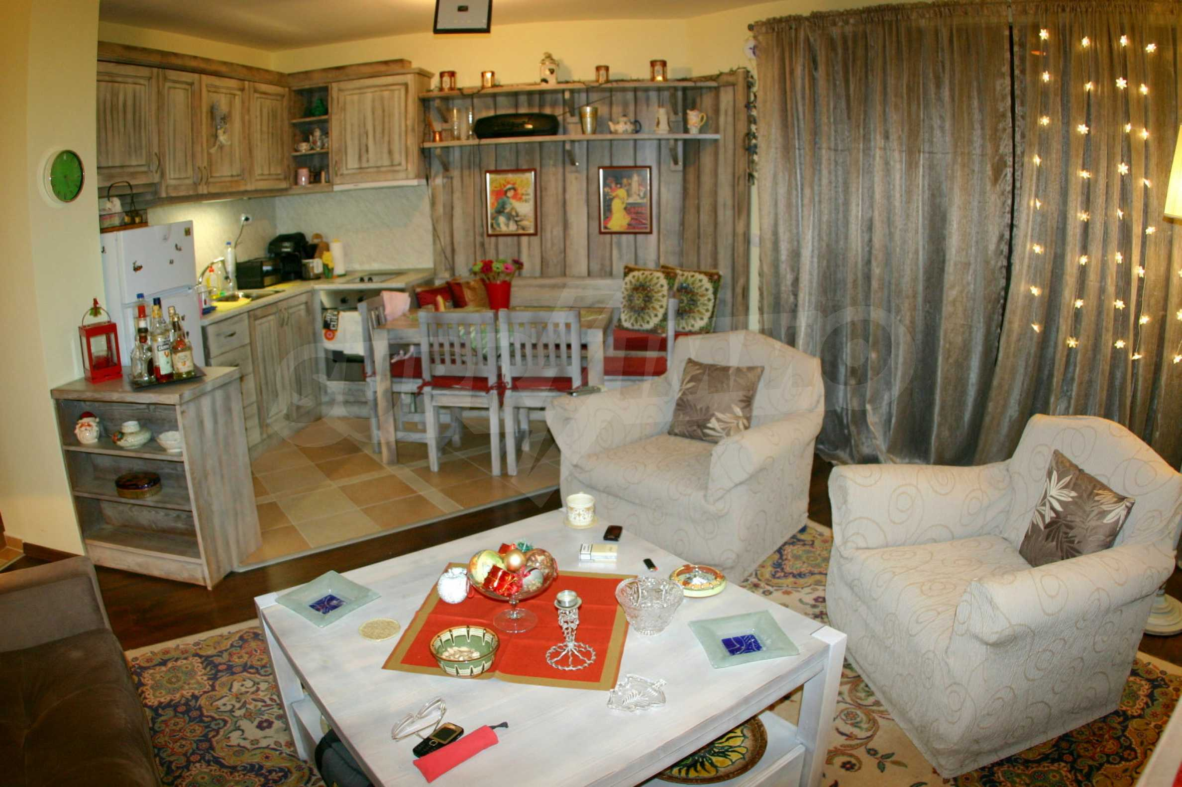 """Apartment mit zwei Schlafzimmern in \ """"Winslow Infinity & SPA \"""" 1"""