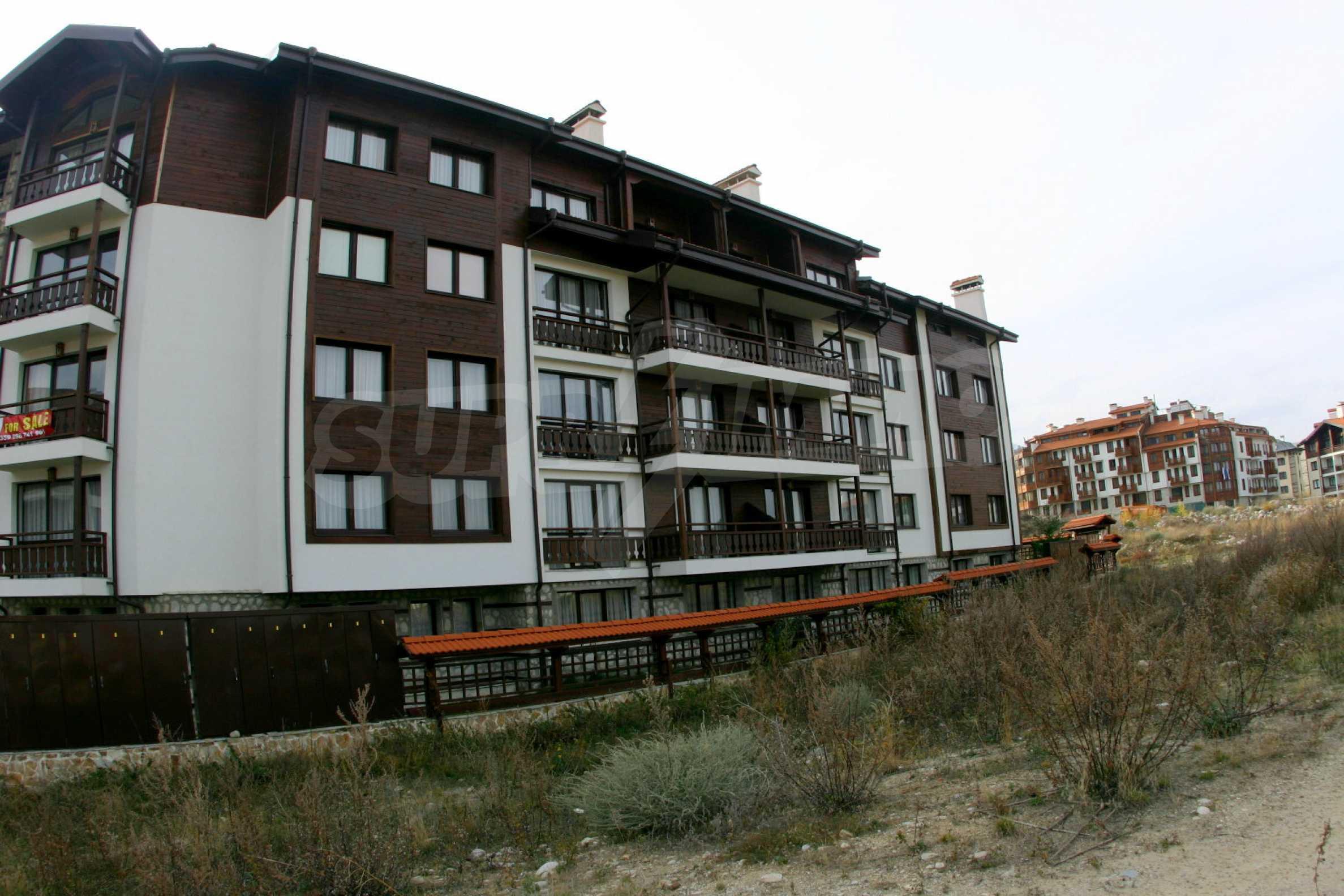"""Apartment mit zwei Schlafzimmern in \ """"Winslow Infinity & SPA \"""" 47"""